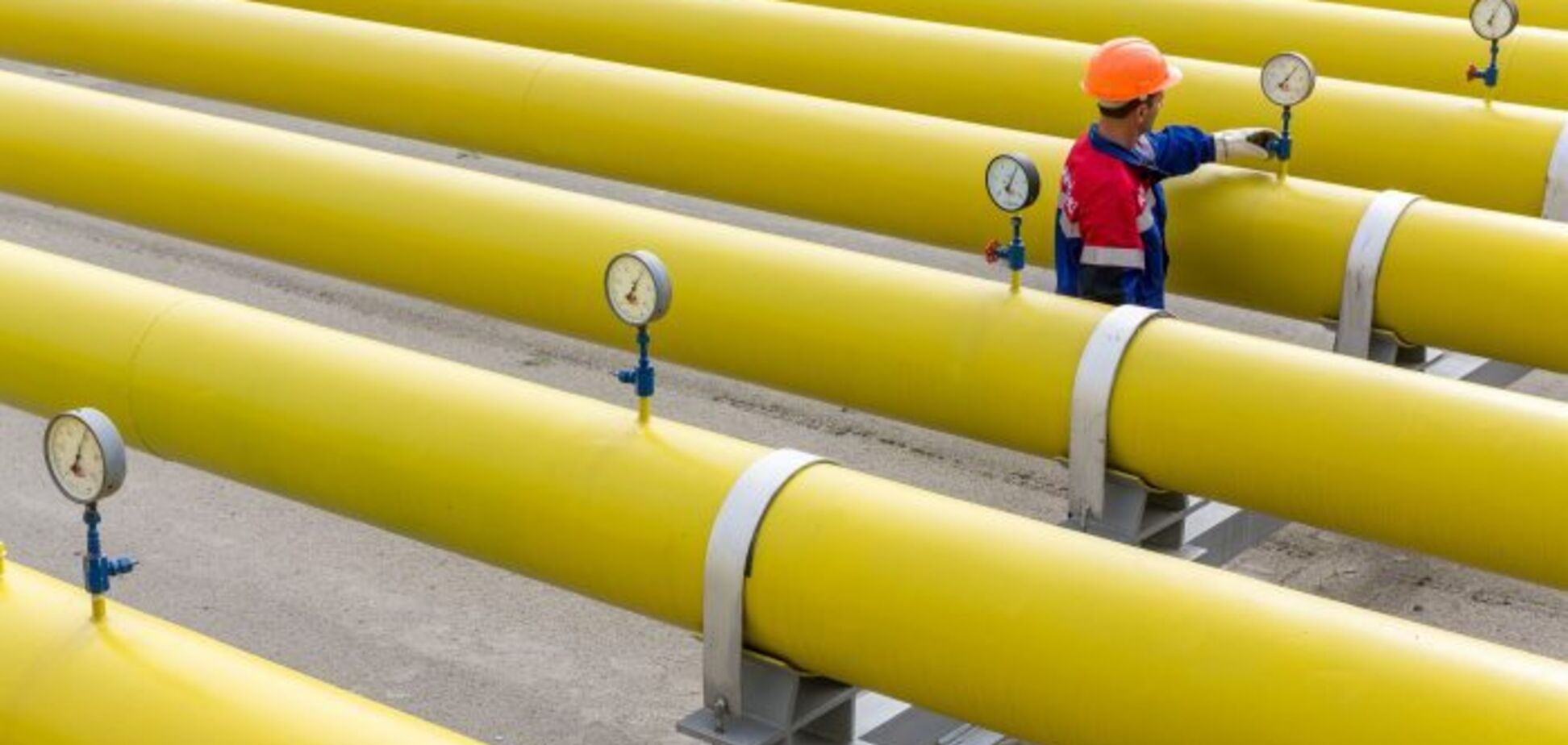 Україна імпортувала з ЄС рекордні обсяги газу з початку 2021-го