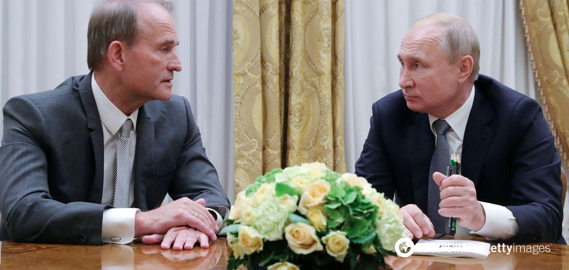 Новости Украины: вскрылась роль Медведчука в плане Путина, а перенос праздников захотели отменить