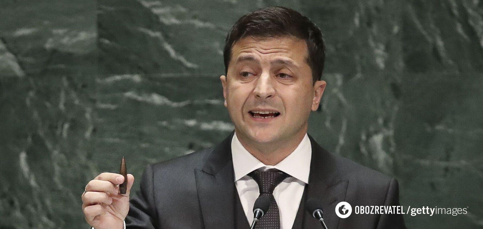 Зеленський: Україну повинні негайно прийняти в НАТО, це питання безпеки
