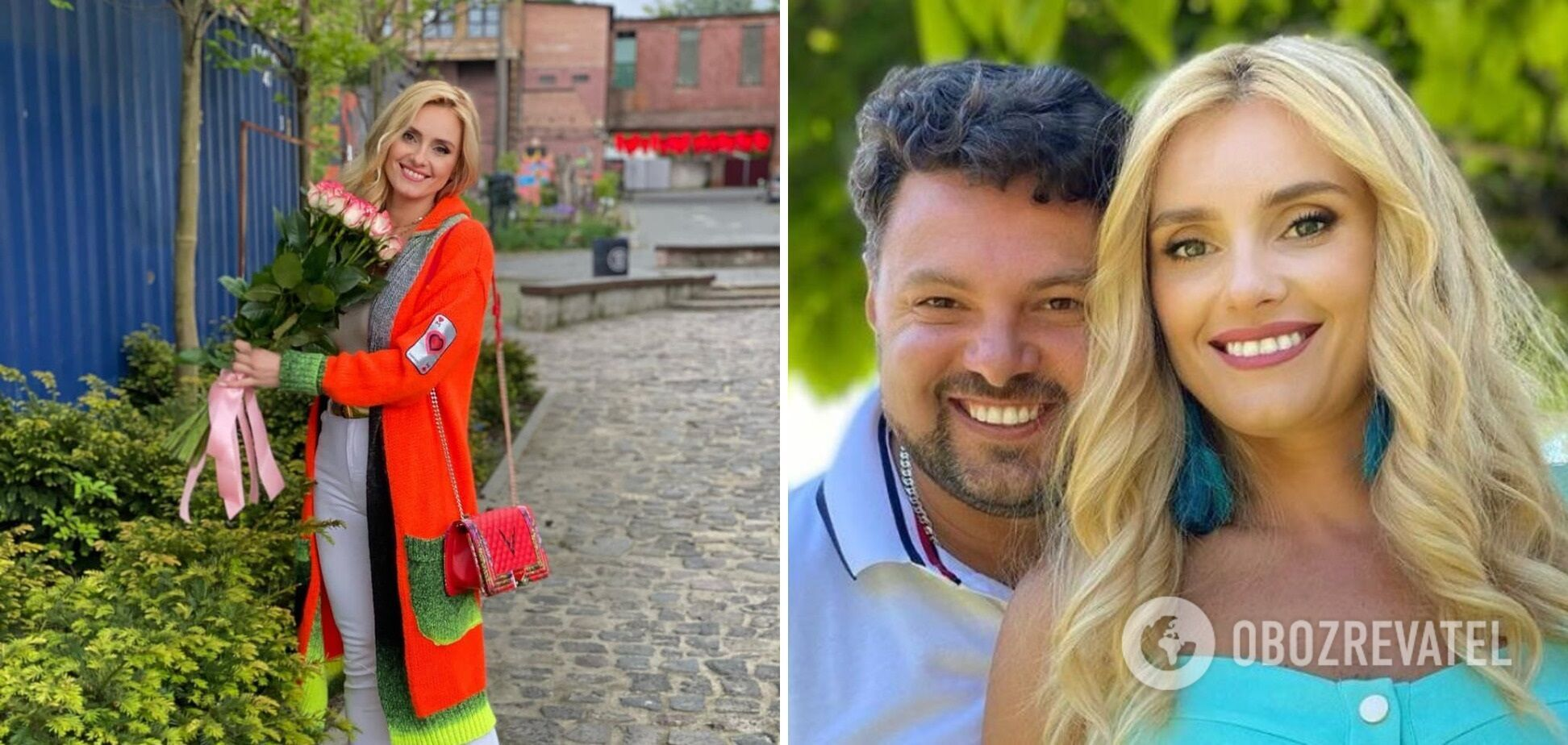 Ирина Федишин готовится ко второй свадьбе
