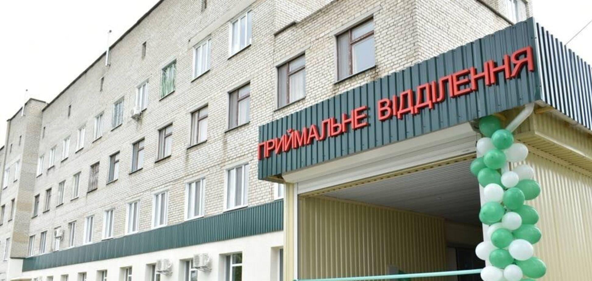 У Вознесенській багатопрофільній лікарні завершилися роботи з реконструкції приймального відділення