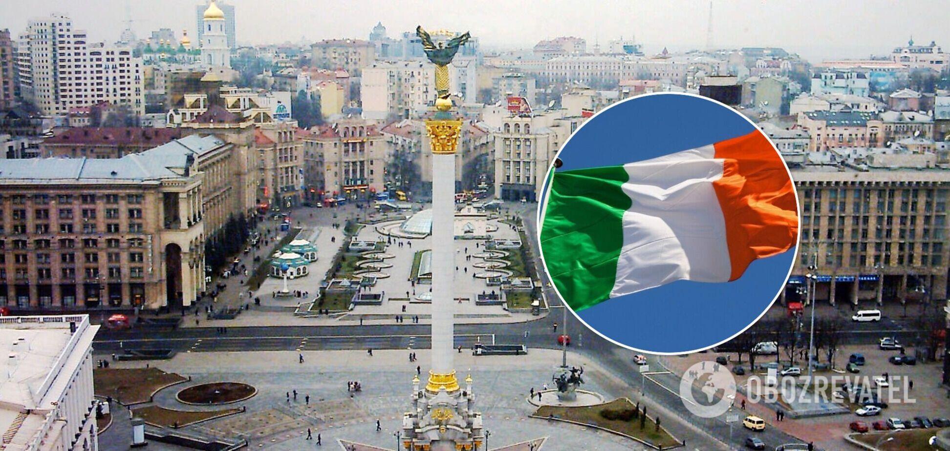 Ірландія відкрила посольство в Києві: які можливості отримають українці