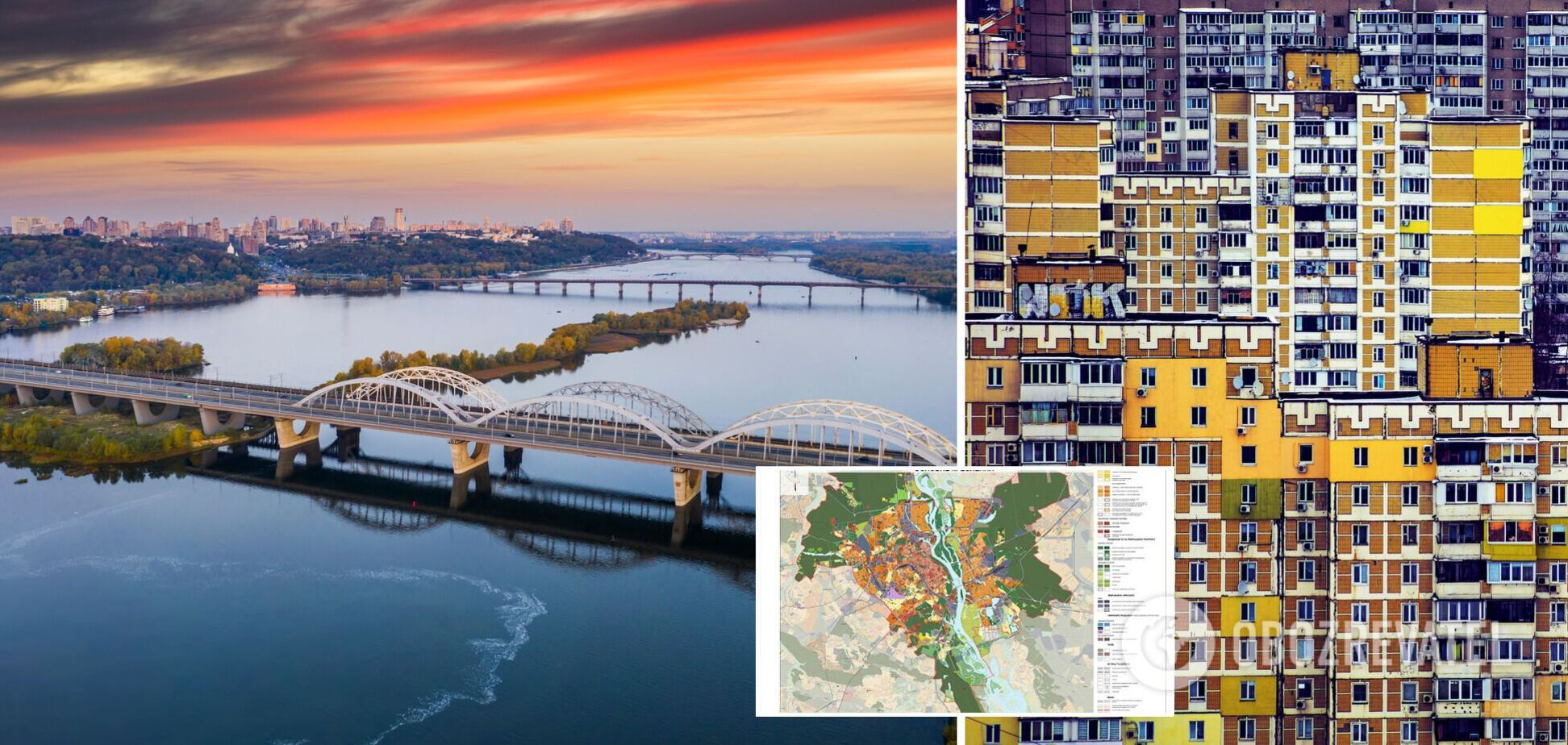 Детальні плани територій: чому Київрада подвоїла їх кількість та де Генплан