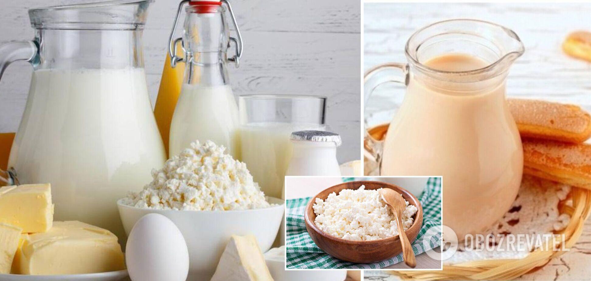 Користь і шкода молочних продуктів: відкриваю секрет