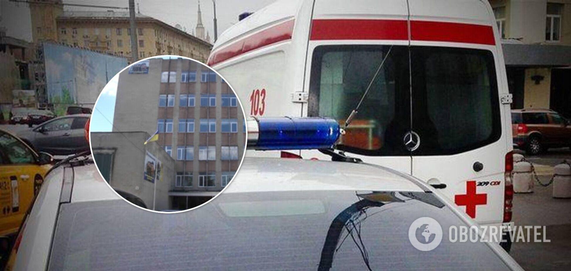В Тернополе призывник прыгнул с 5-ого этажа военкомата