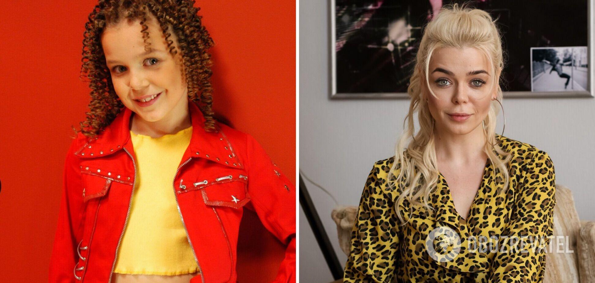 Алине Гросу – 26 лет: как с годами изменилась внешность певицы
