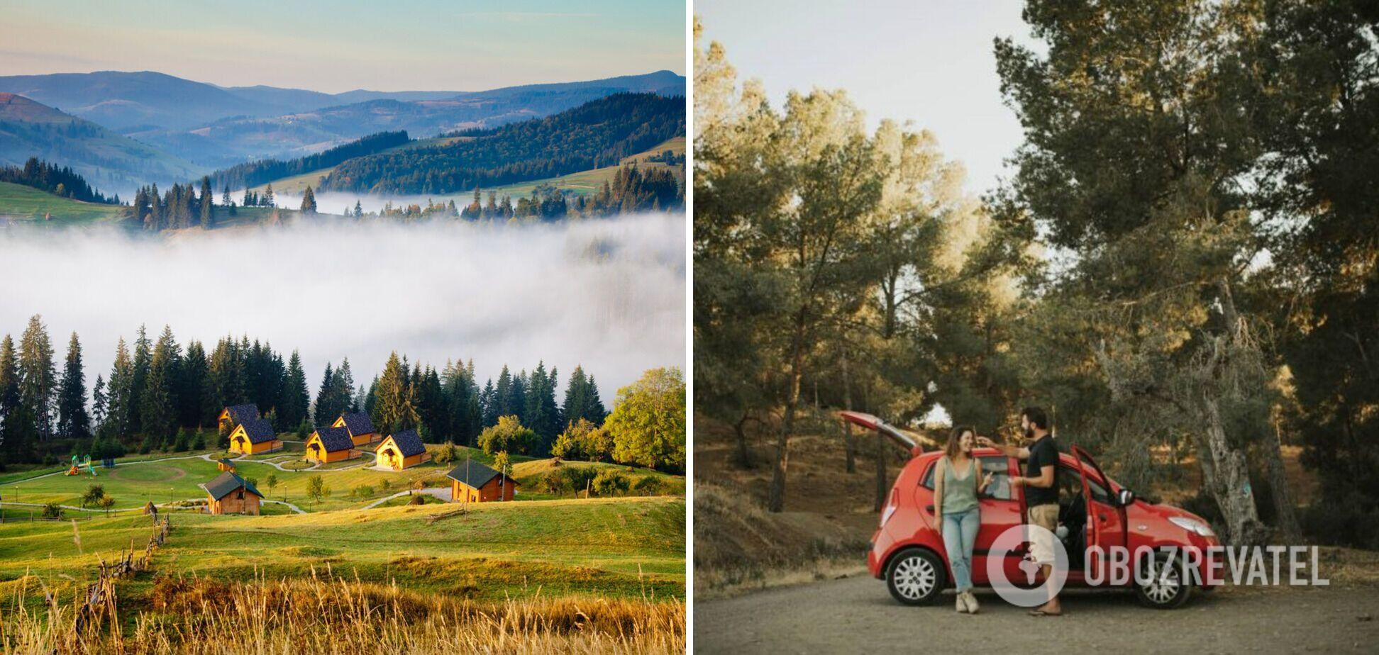 Україну визнано найдешевшою країною для подорожей на машині