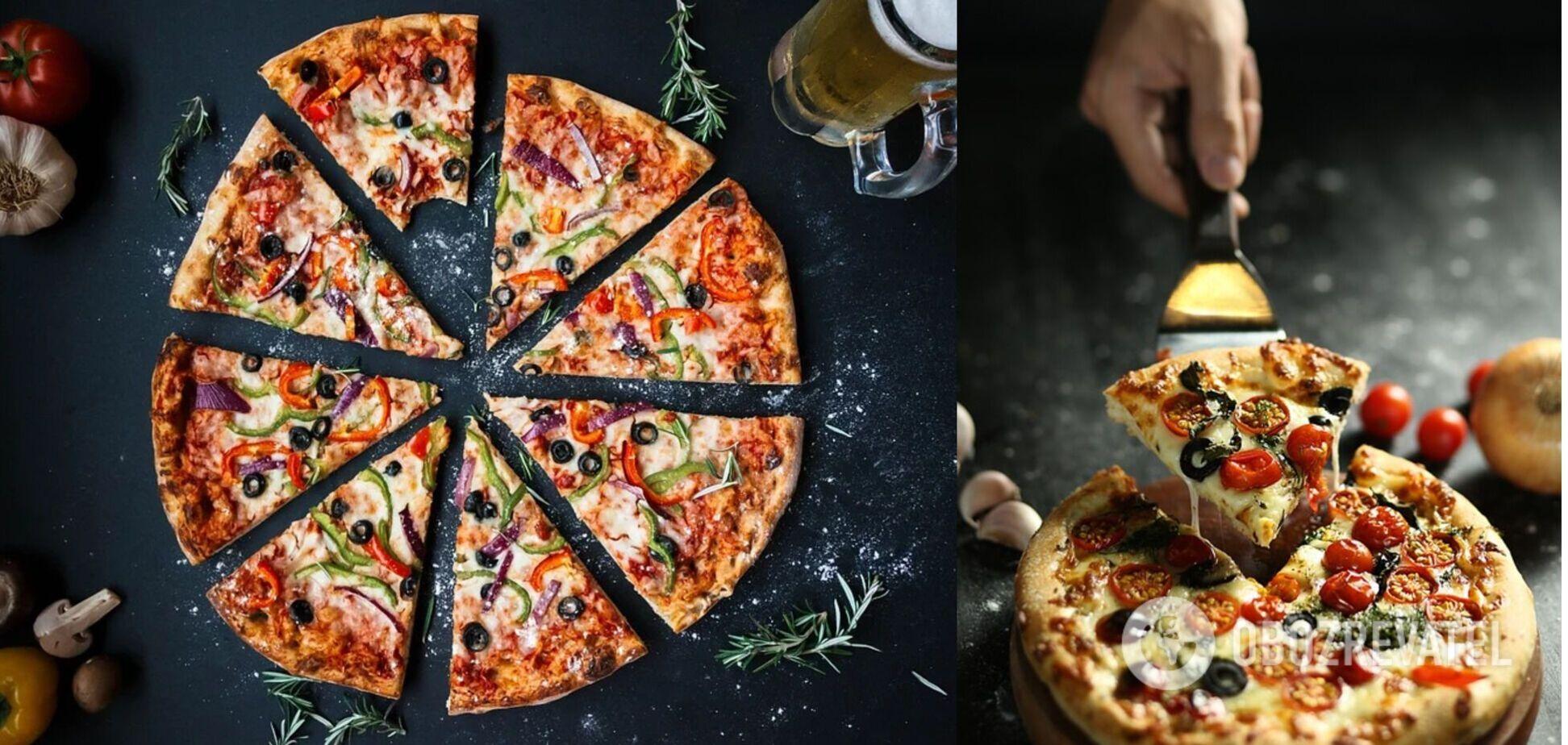 Як вкрасти шматок піци непомітно для клієнта