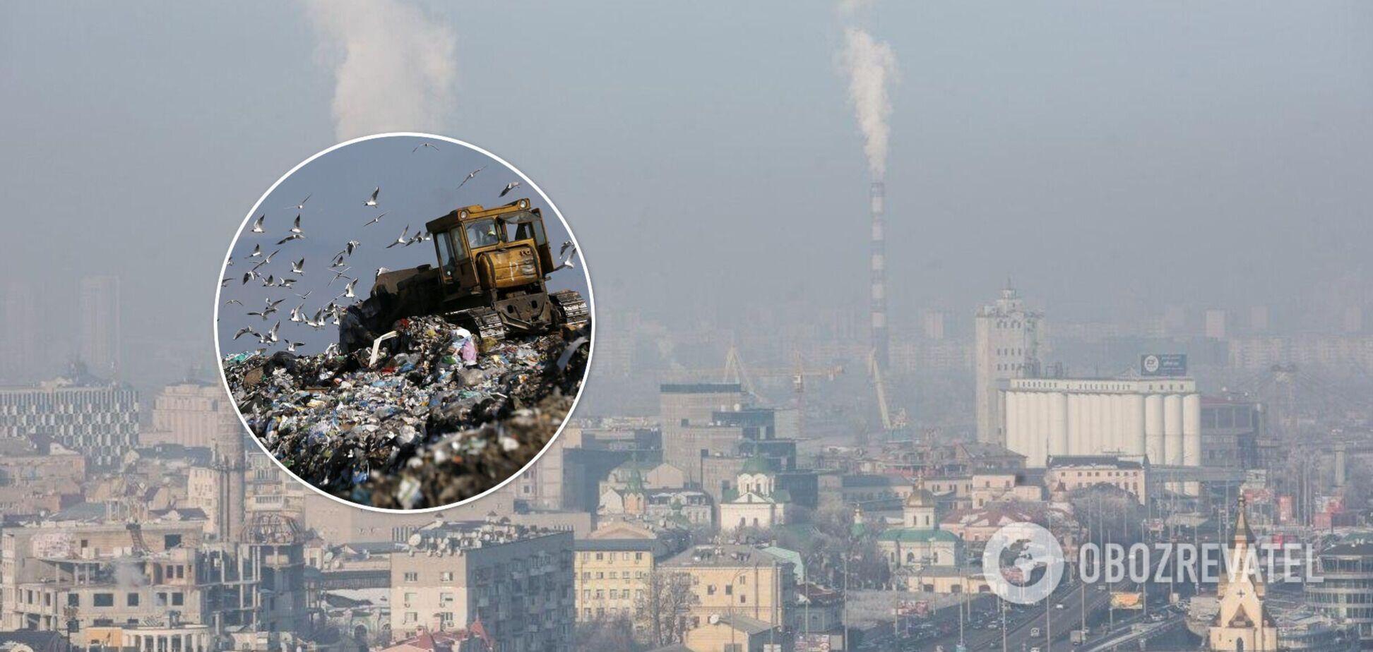 Кличко розповів, коли в Києві збудують сміттєпереробний завод