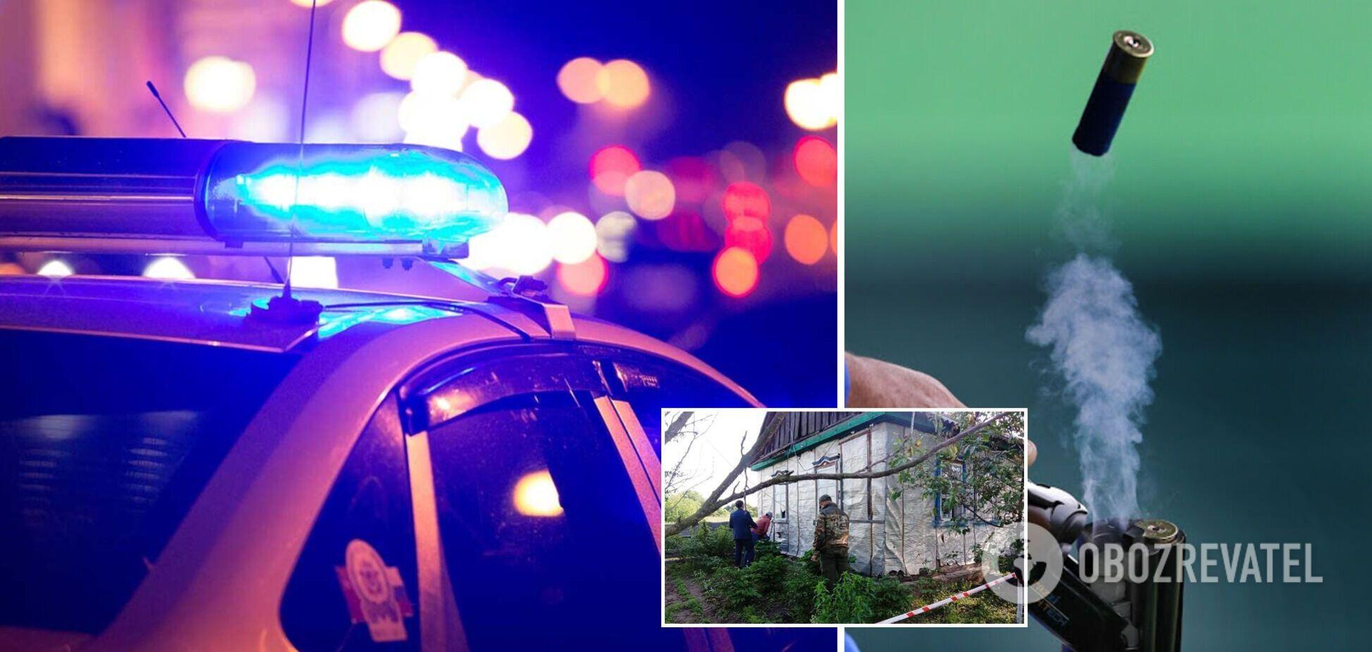 На Житомирщині серед ночі розстріляли подружжя: деталі НП і фото