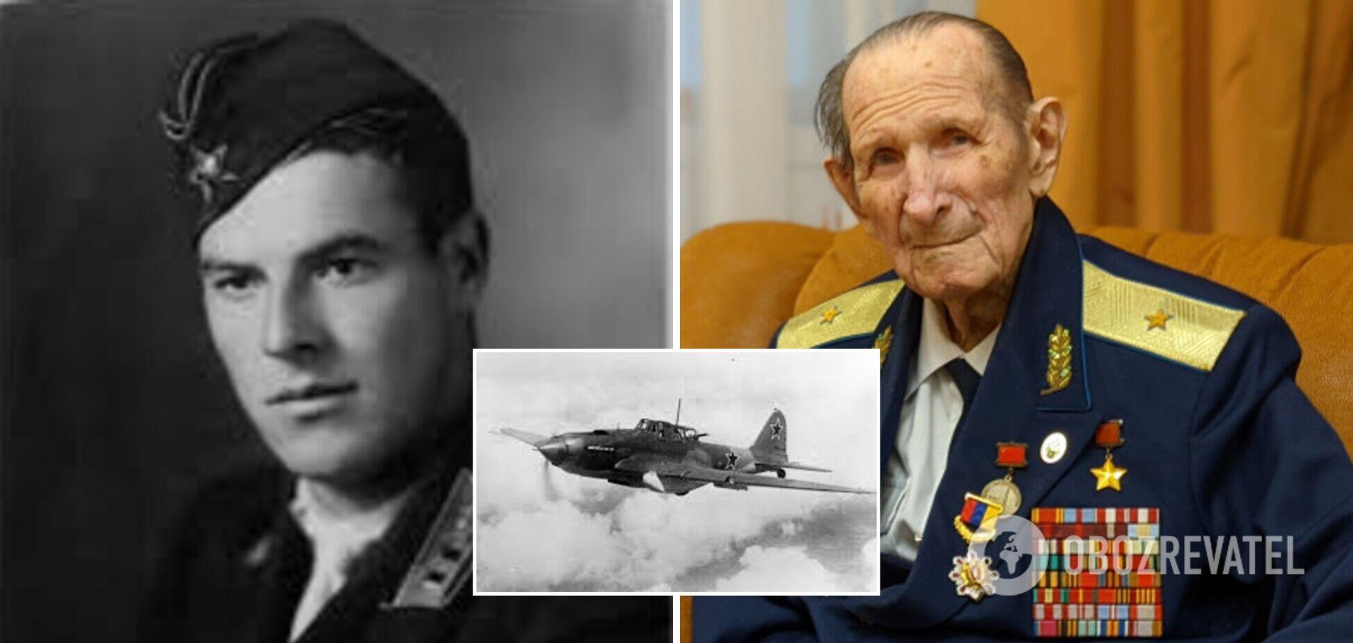 У Харкові помер останній Герой СРСР легенда авіації Михайло Карпєєв