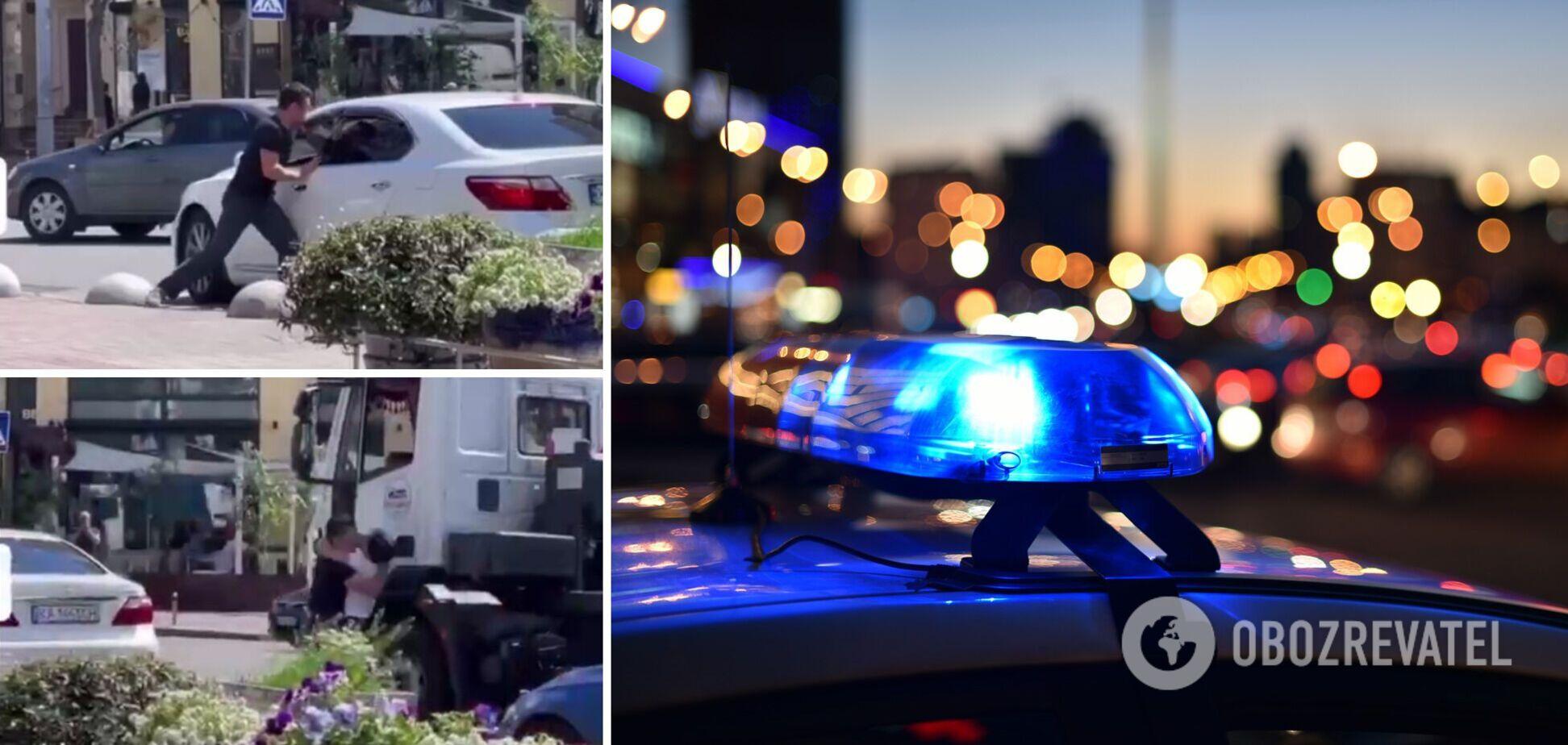 Полиция установит причины и обстоятельства происшествия