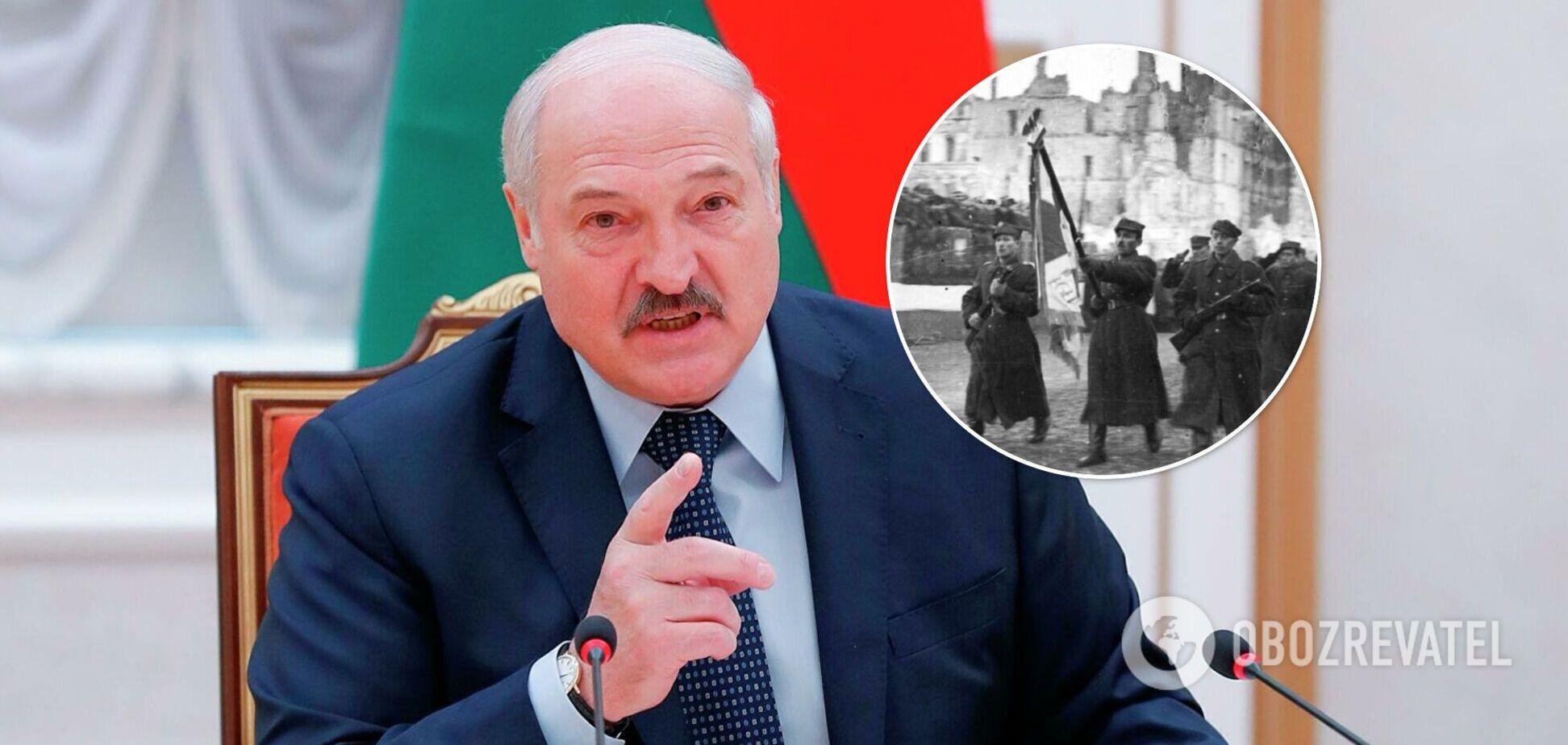 Лукашенко сделал госпраздником день вторжения СССР в Польшу