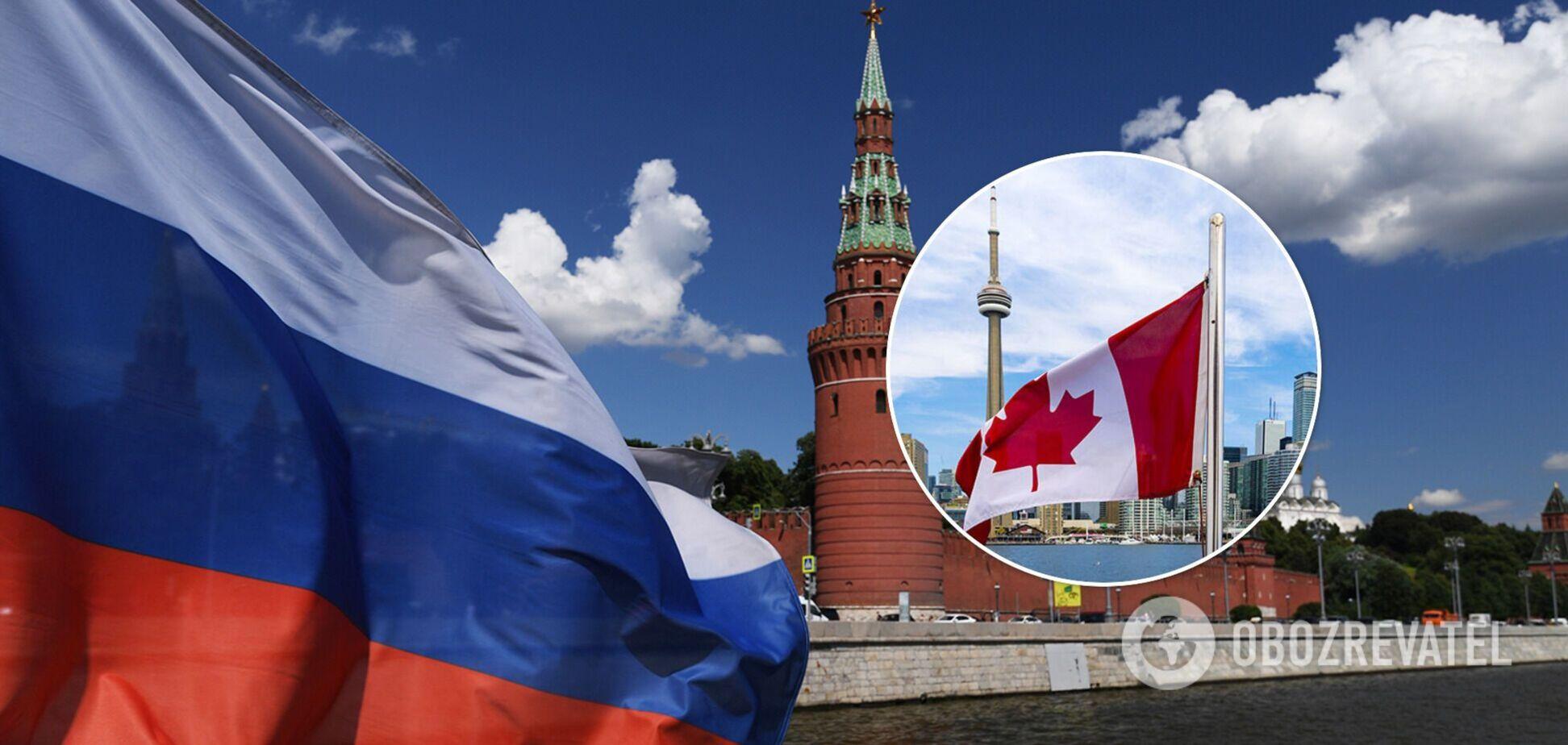 Россия ввела санкции против граждан Канады: в Оттаве дали ответ