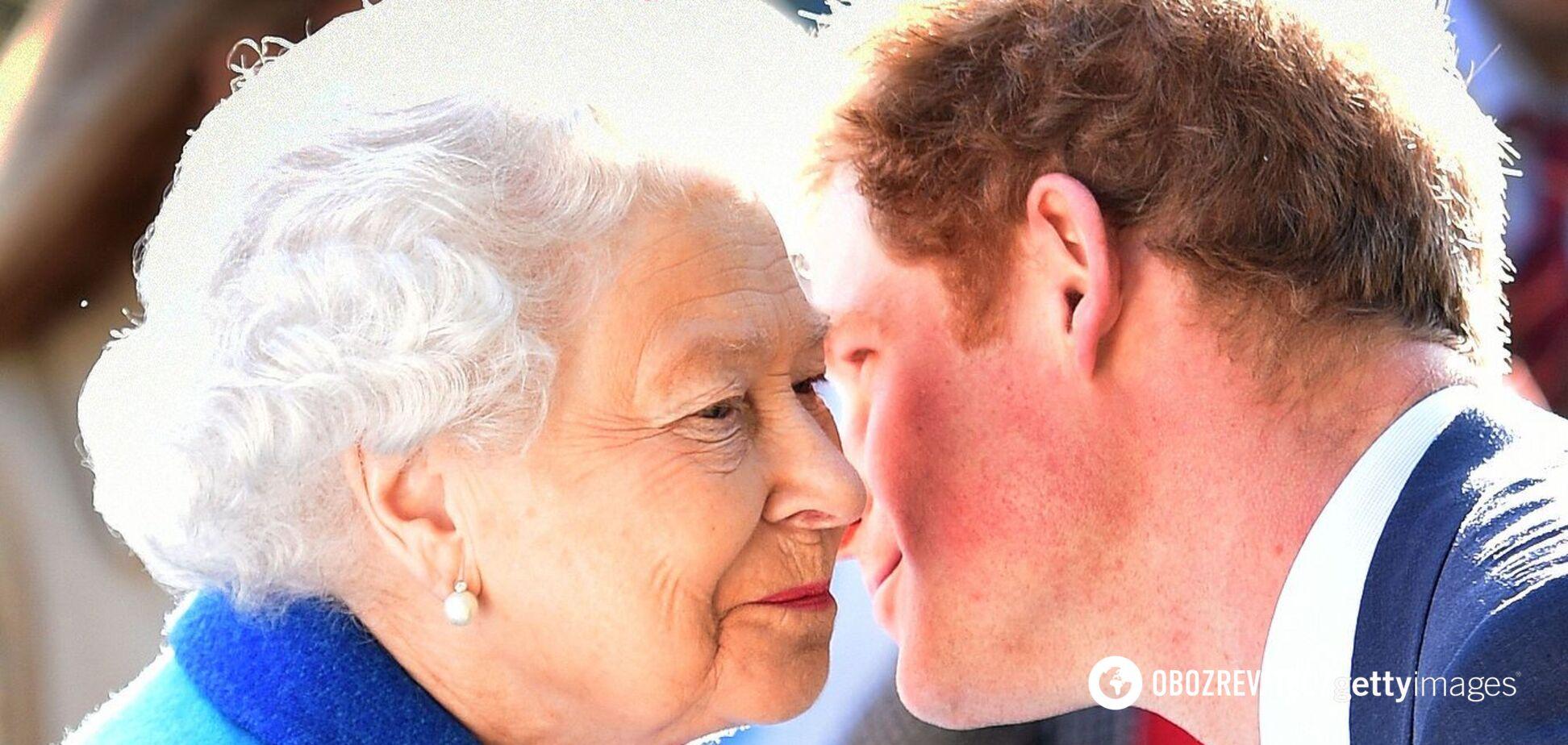 Принц Гаррі вперше за рік особисто зустрінеться з королевою