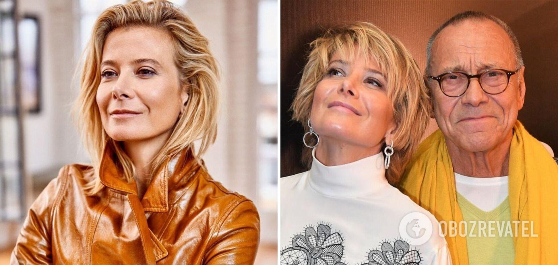 Юлия Высоцкая отметила с мужем 25 лет со дня знакомства