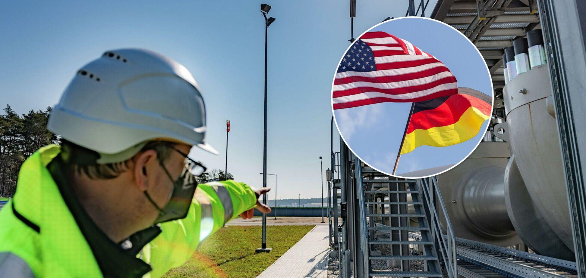 Украина хочет четких гарантий США и Германии по 'Северному потоку-2'