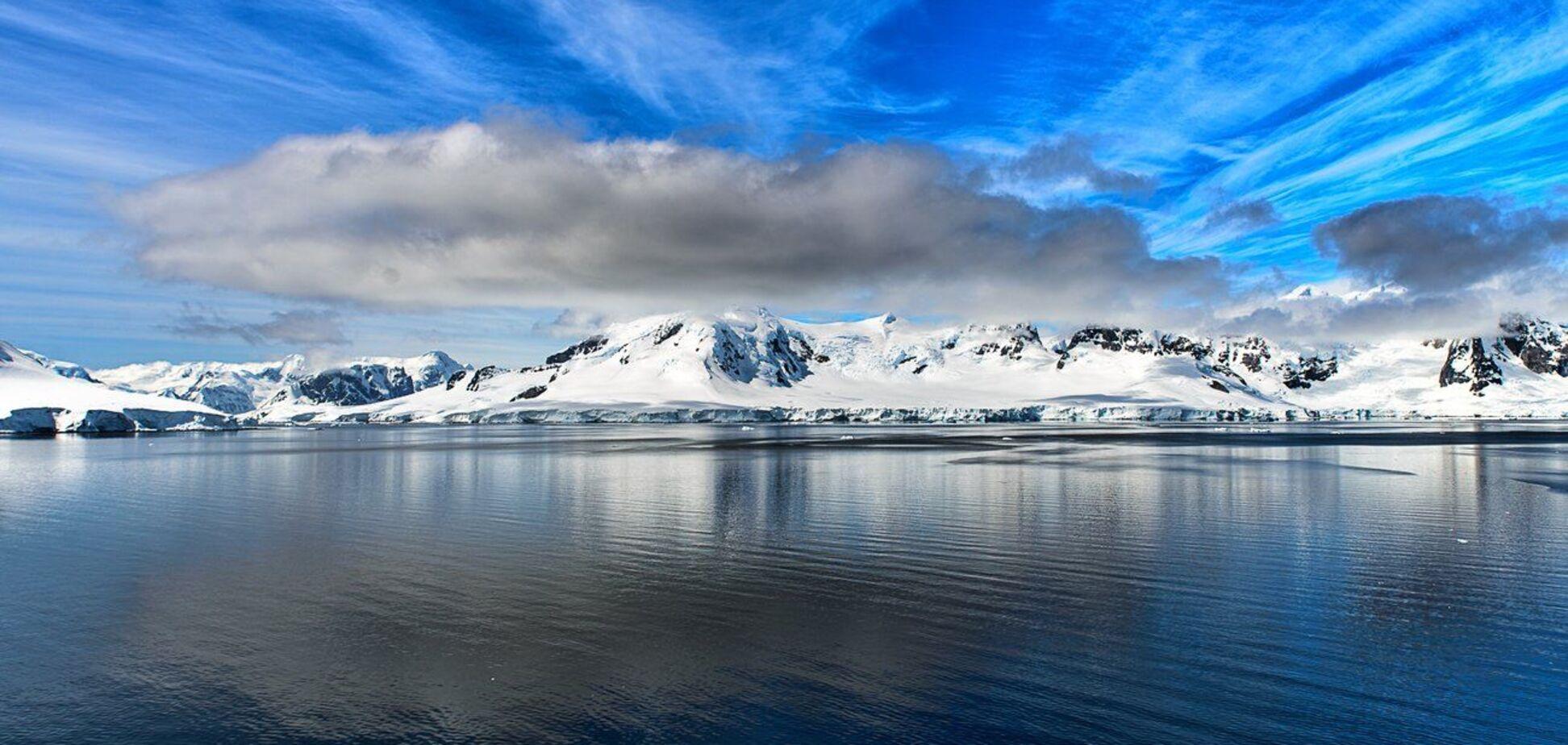 National Geographic визнав існування п'ятого океану – Південного
