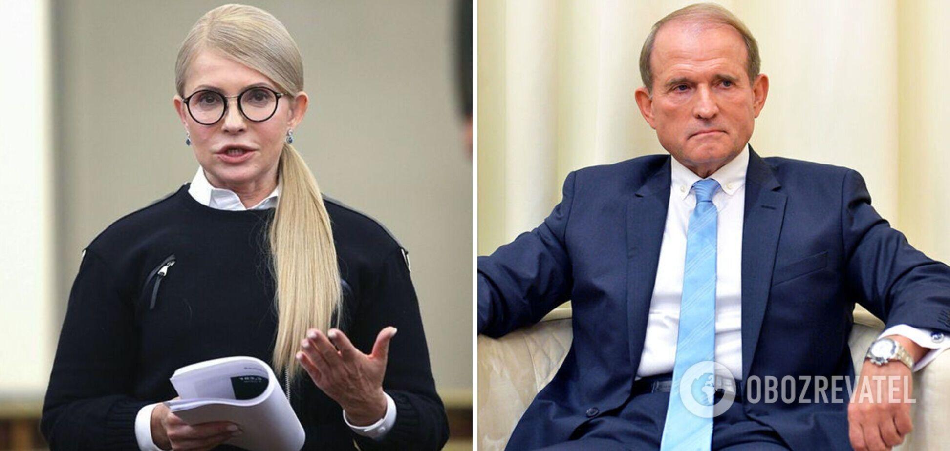 Тимошенко потерпела фиаско. Запретить мне упоминать о ее сотрудничестве с Медведчуком не получится