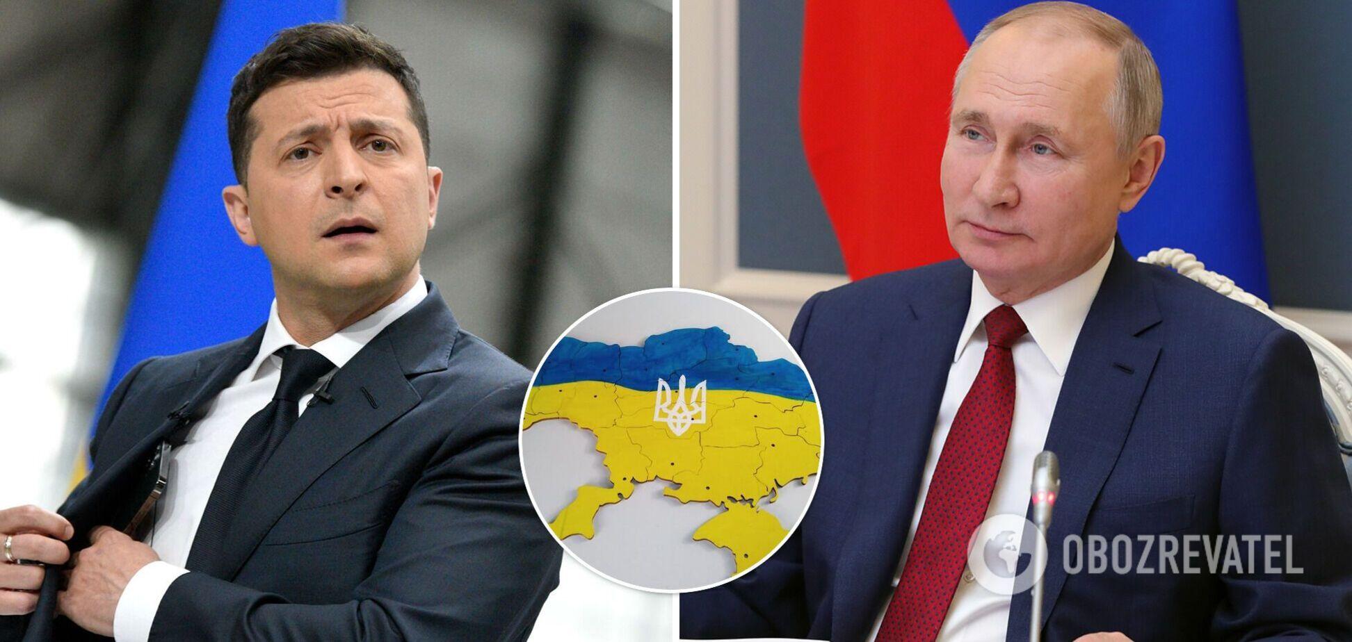 Путін – про ініціативу Зеленського щодо корінних народів: Україна виникла як породження радянського періоду