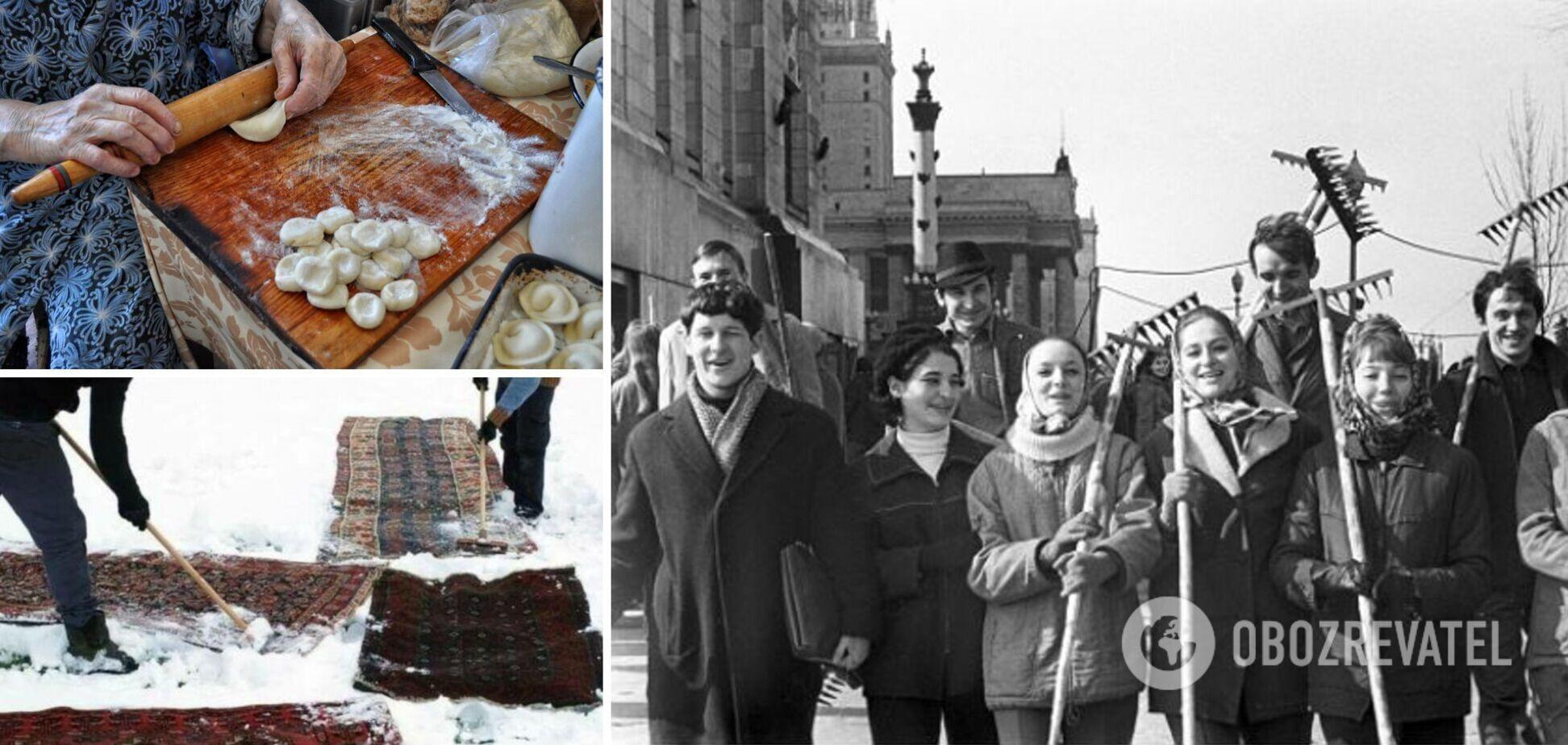 Многие традиции не менее актуальны в современном обществе.