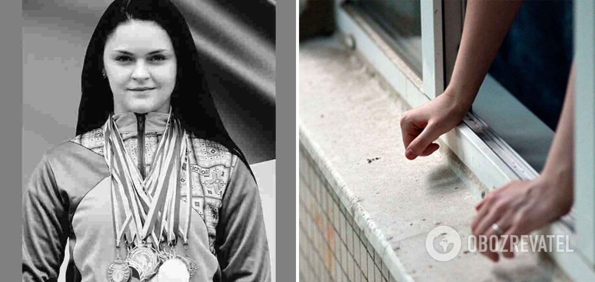 Ирина Квас выпала из окна общежития