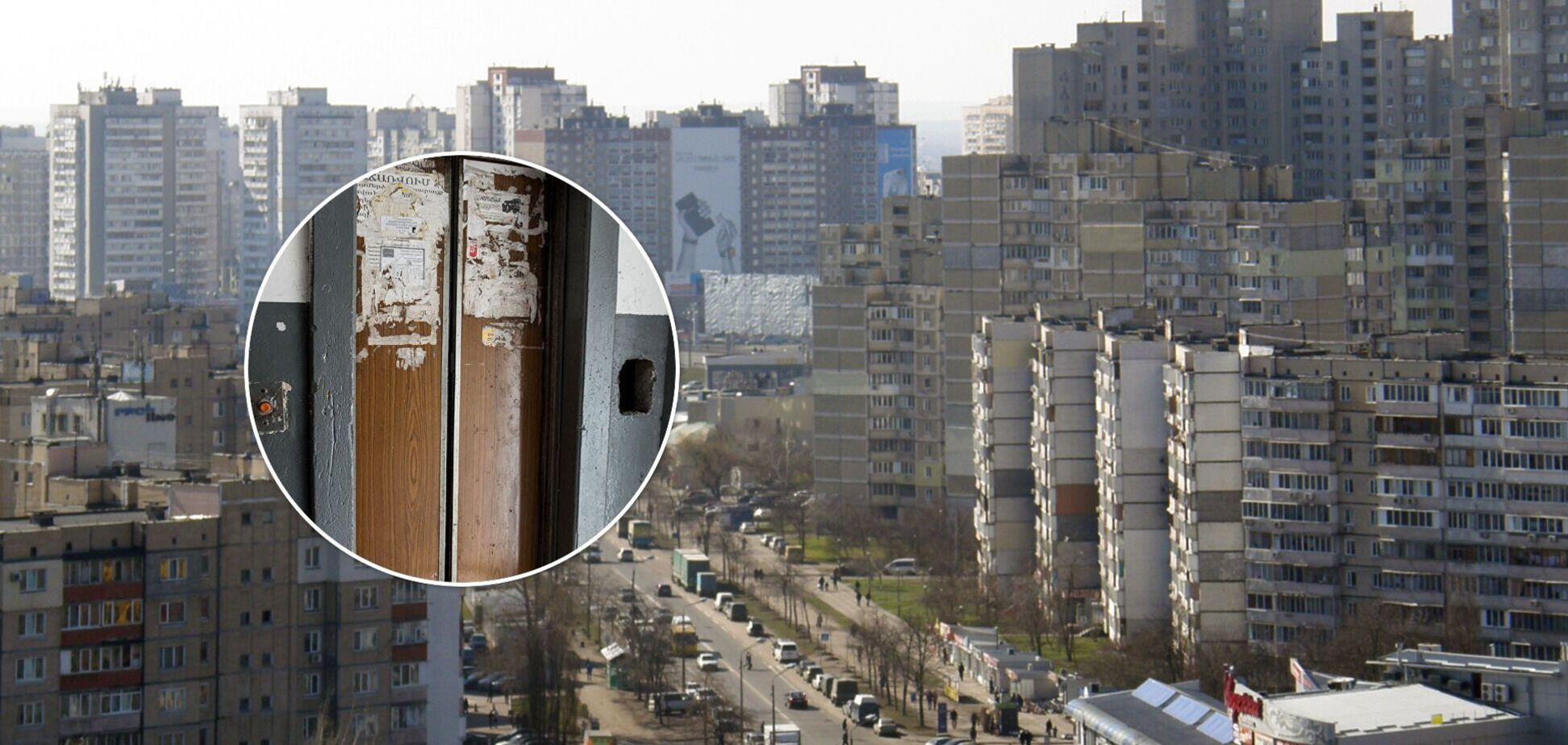 У Києві обірвався ліфт у багатоповерхівці: є загиблий