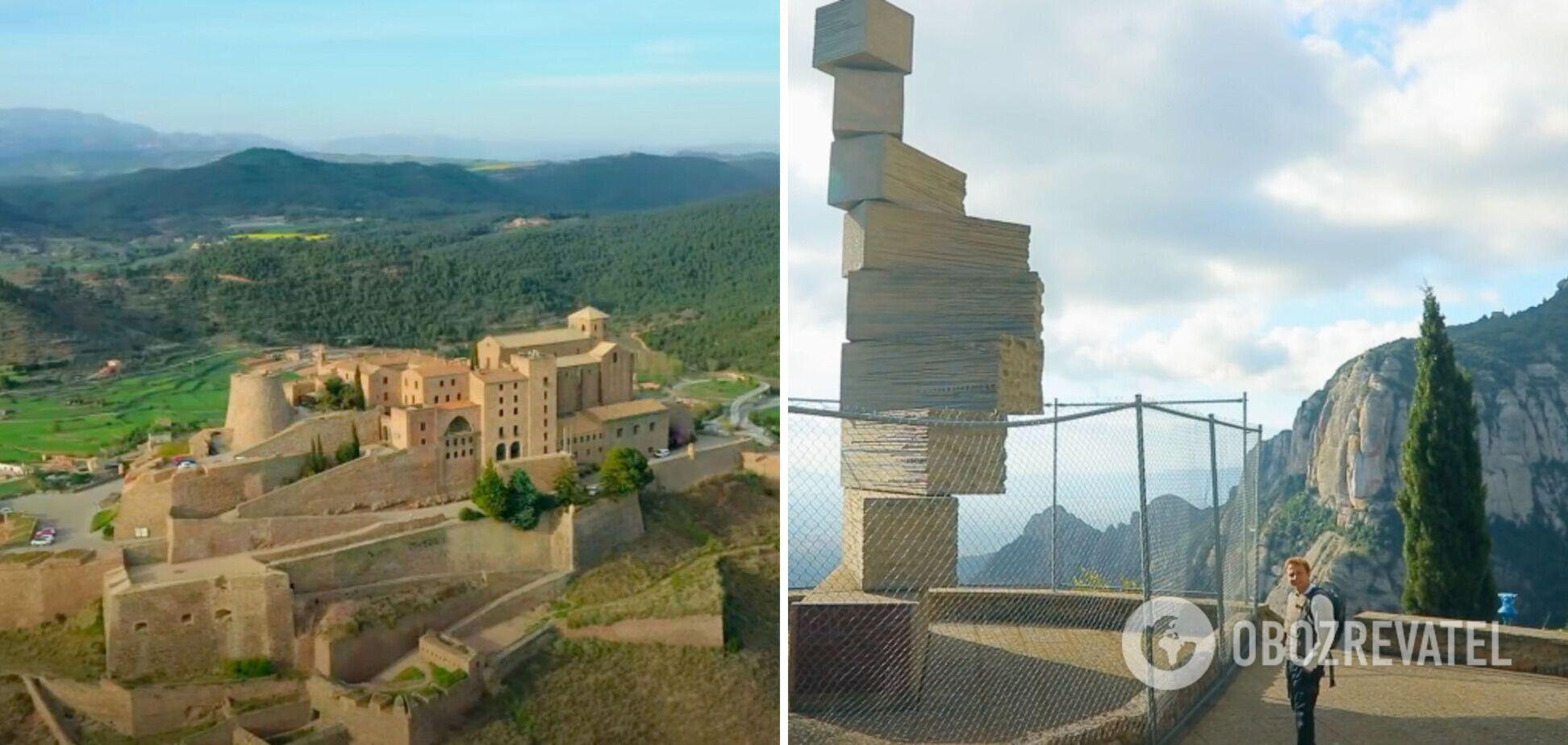 Названо небанальні місця в Іспанії