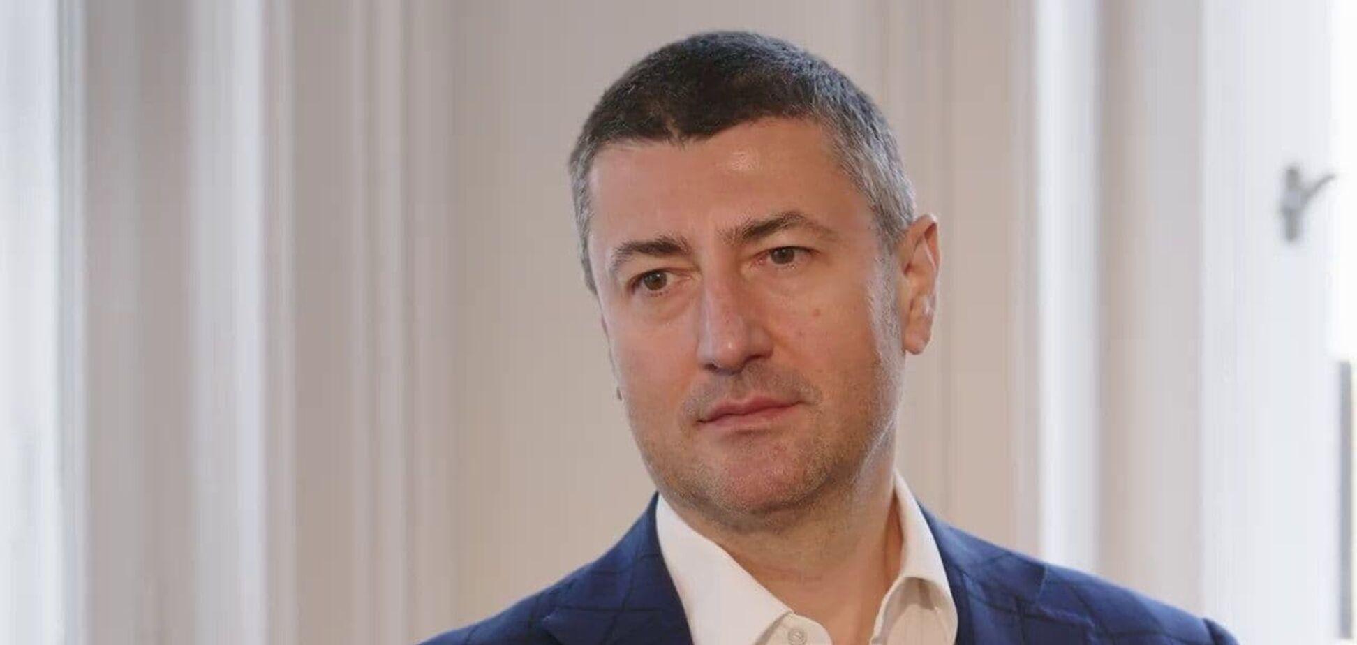 Бахматюк обратился к президенту Зеленскому по поводу уничтожения его компании