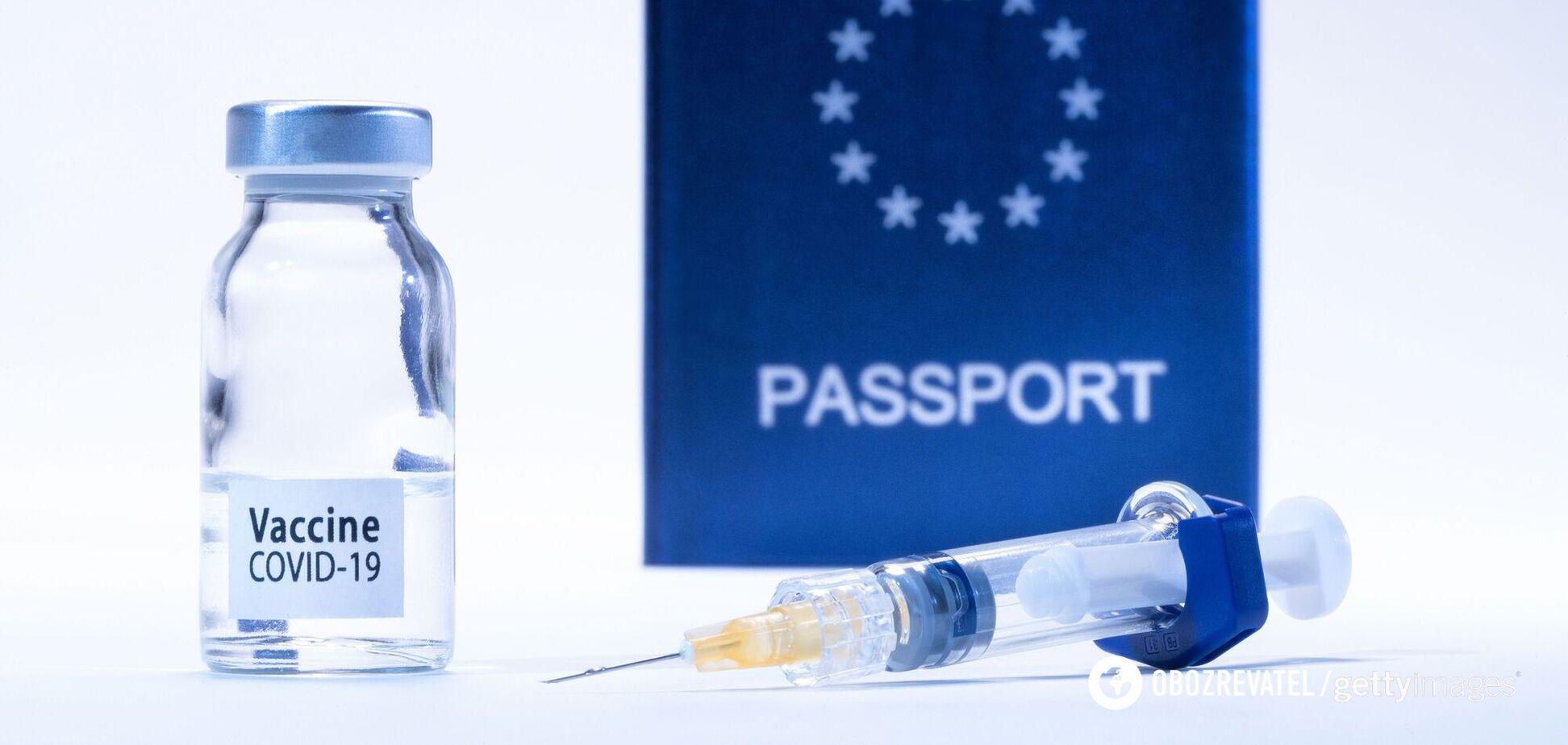 В ЄС остаточно узгодили COVID-сертифікати
