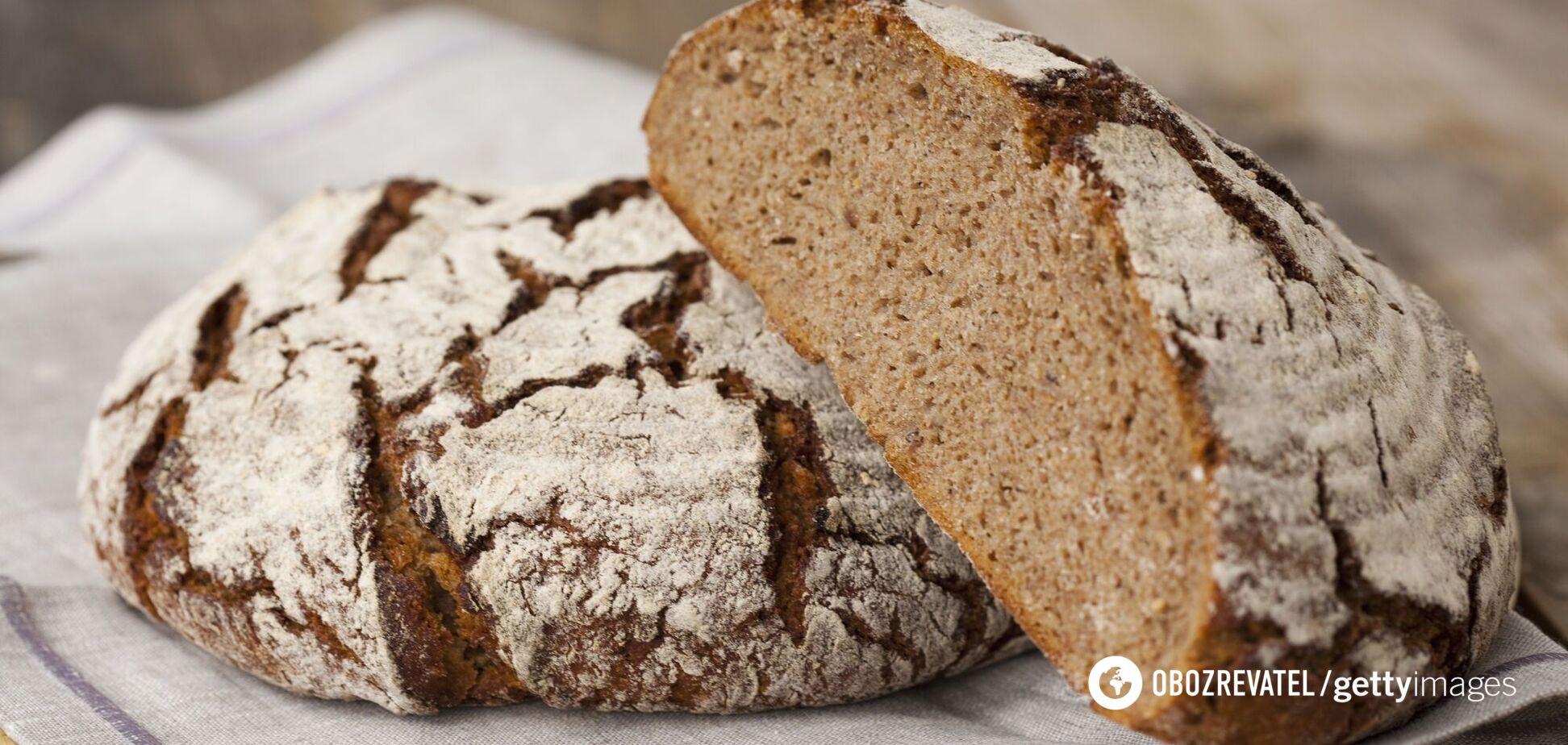 Как приготовить вкусный хлеб