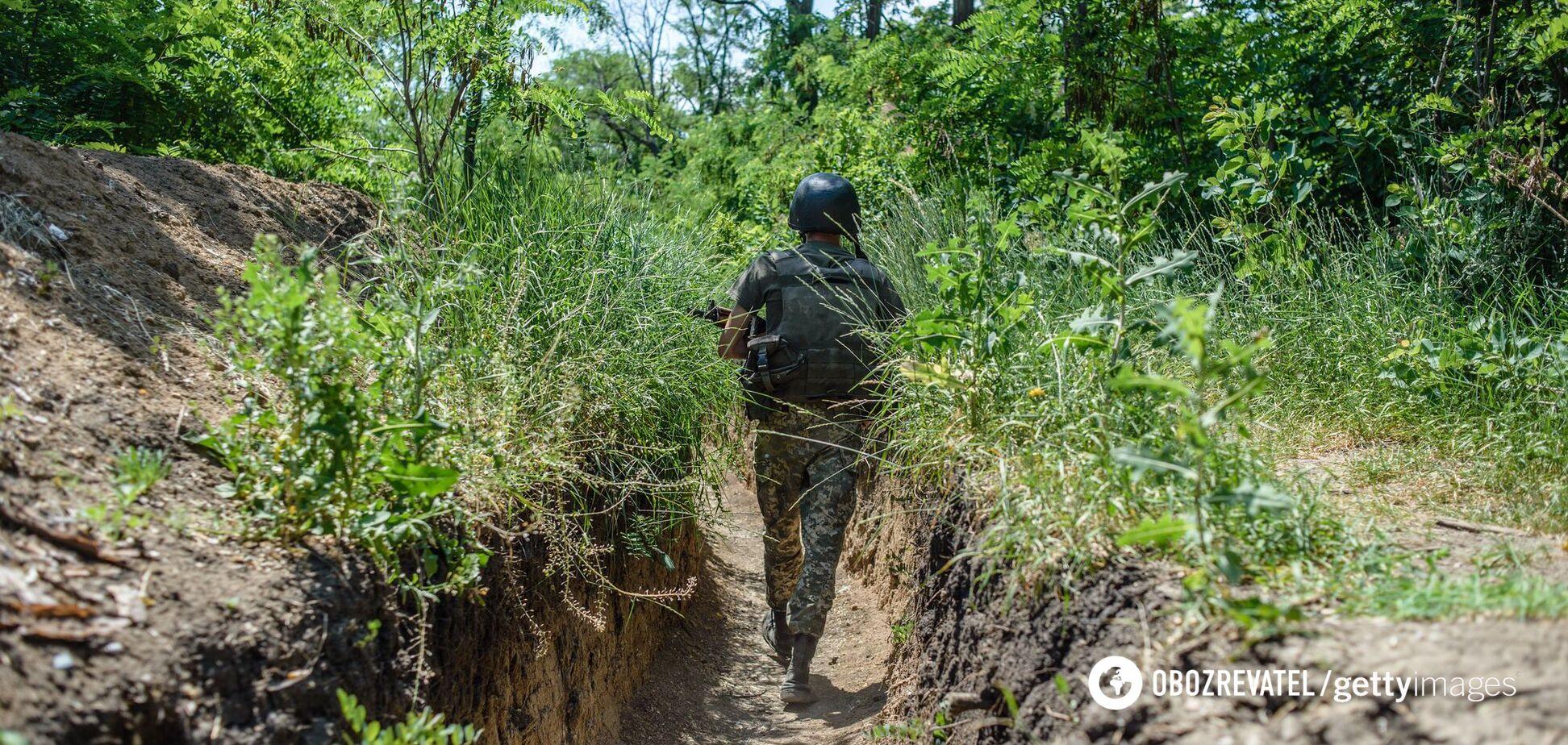Оккупанты на Донбассе применили против ВСУ противотанковое оружие – штаб ООС