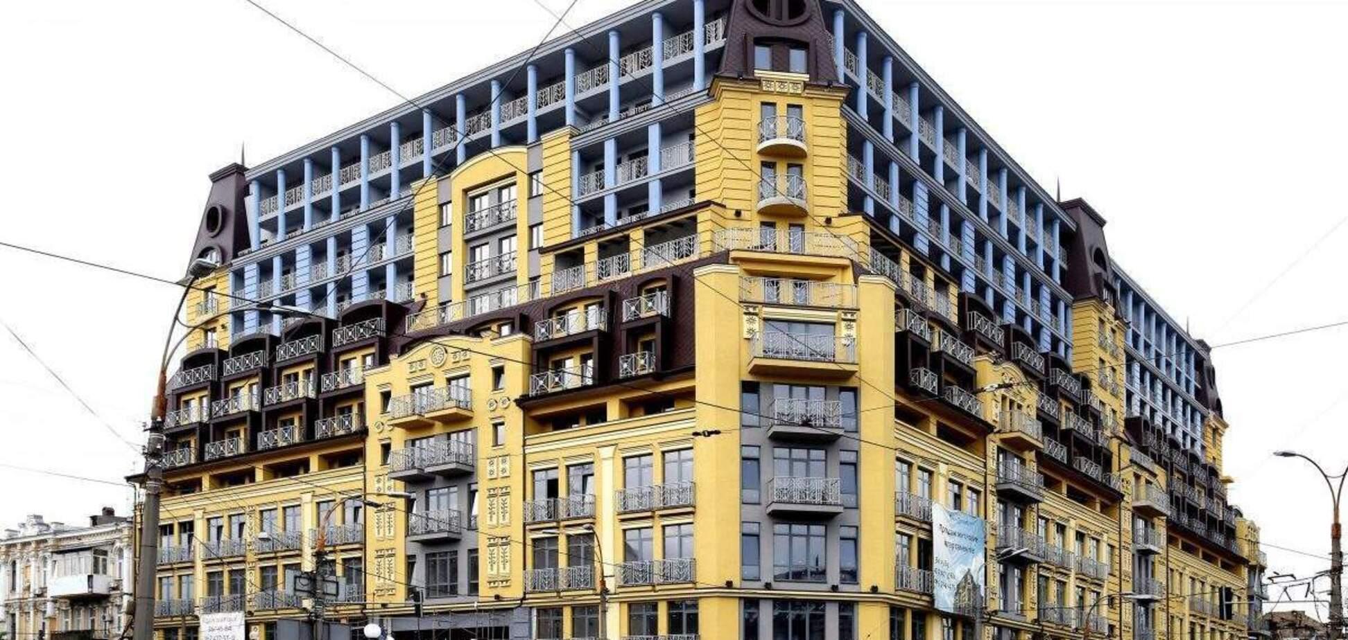 Міська влада не вважає можливим введення в експуатацію 'будинку-монстра'
