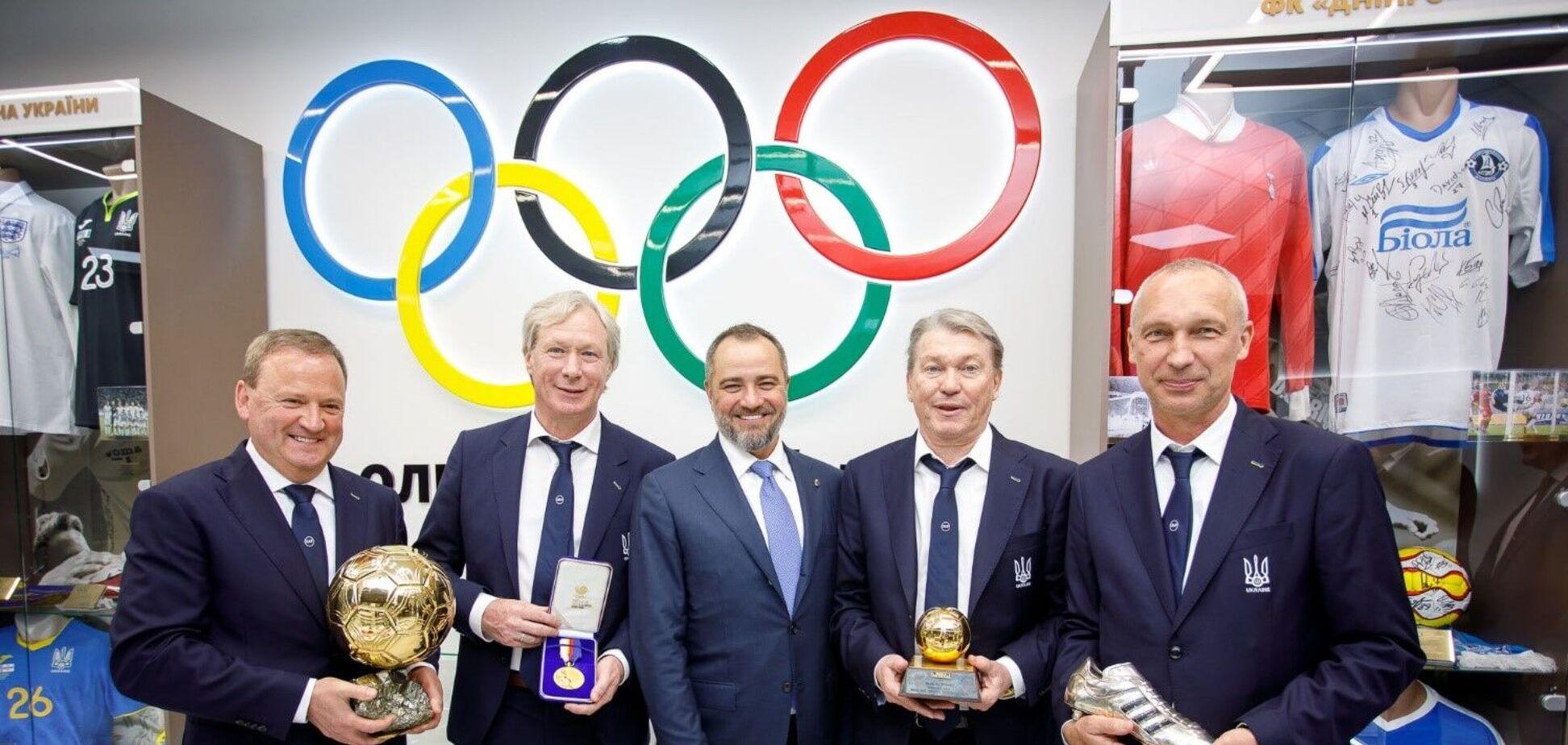 В Днепре по программе 'Большая стройка' открыли Олимпийский дом
