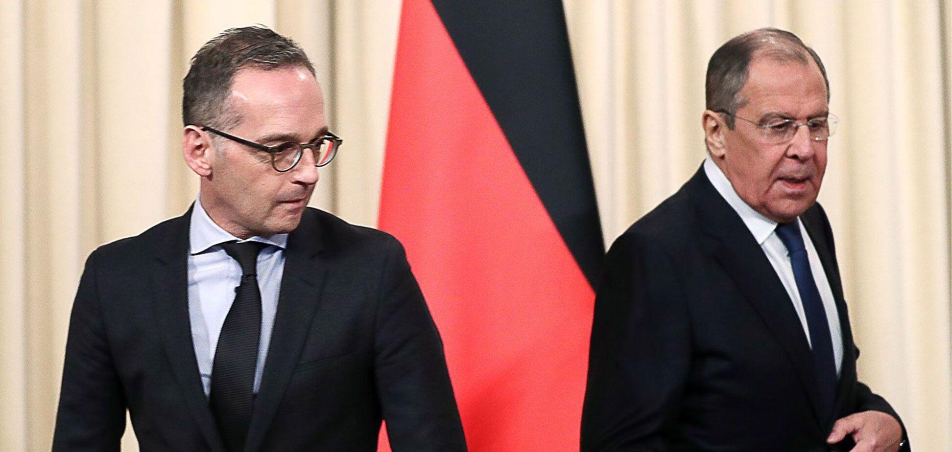 Маас – об отказе Германии дать оружие Украине: если бы я сказал об этом Лаврову, разговор был бы коротким