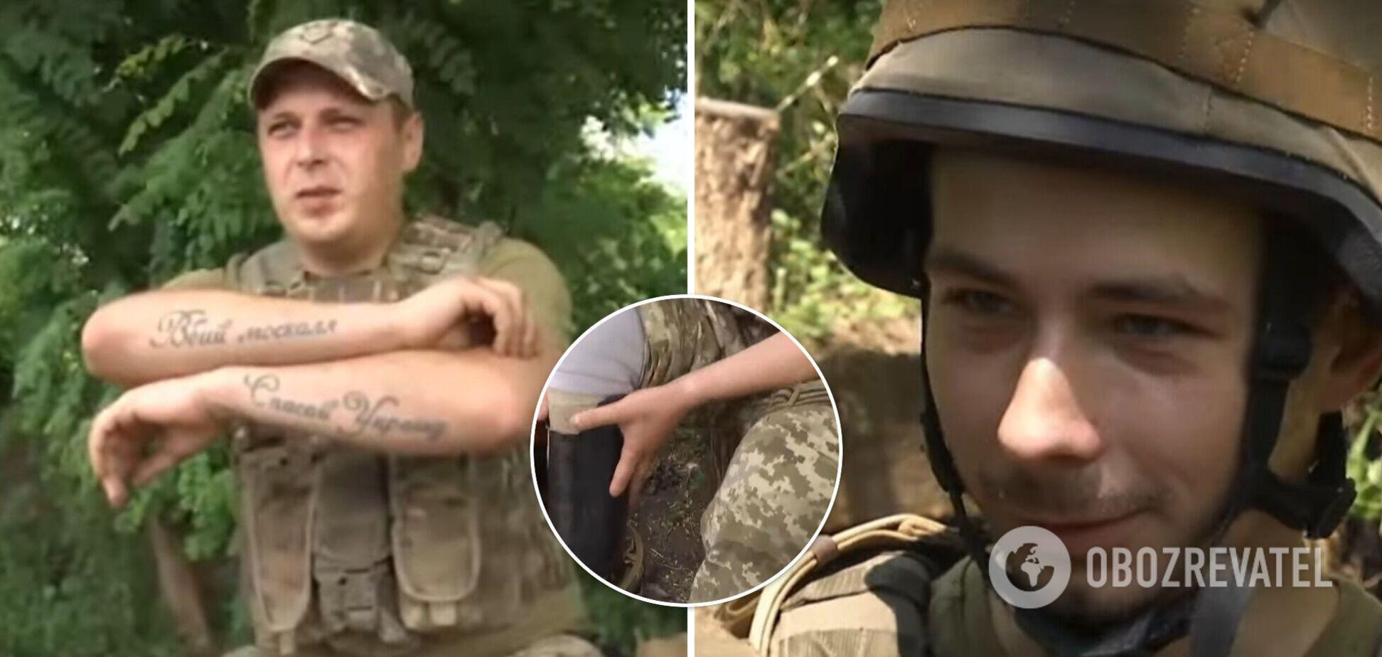 Украинские бойцы с протезами и после тяжелых ранений рассказали, как вернулись на фронт