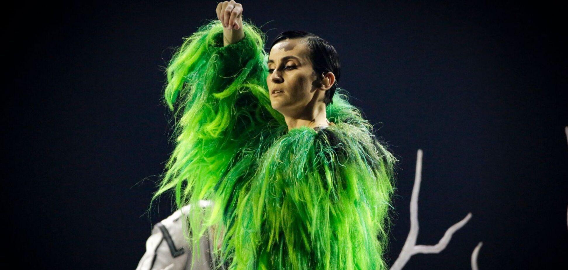 Выступление Gо_A на Евровидении попало в ТОП-10 самых популярных на конкурсе в этом году
