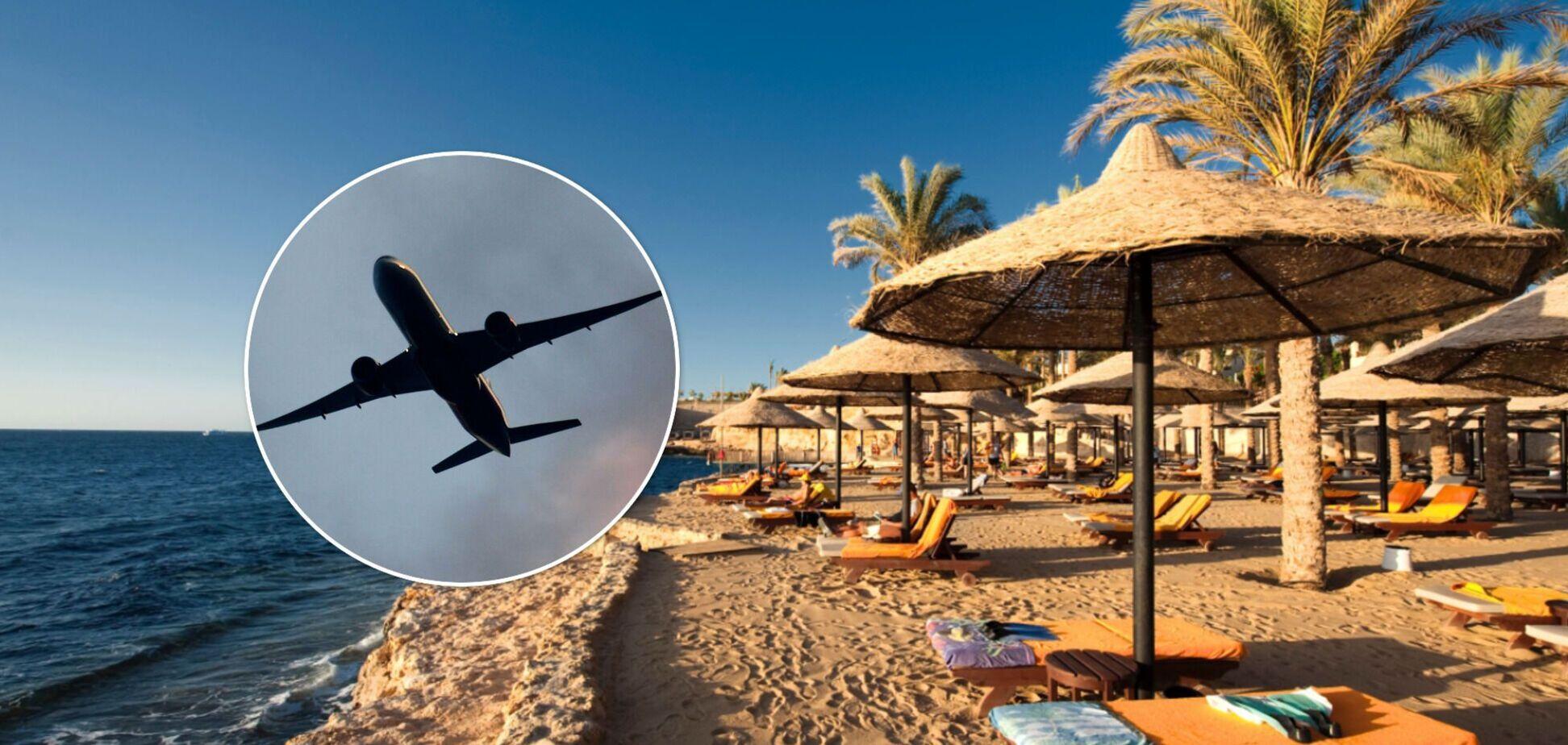 Єгипет знову змінив правила в'їзду для туристів через мутації COVID-19