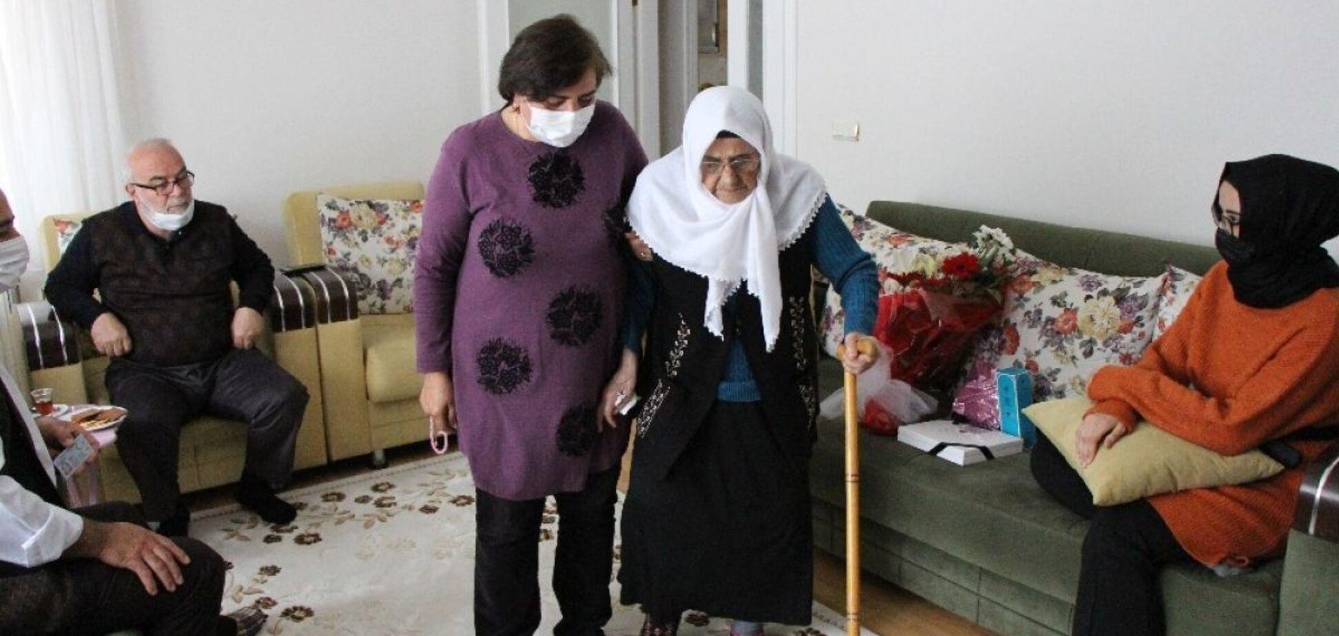 Жінка може стати найстарішою в світі