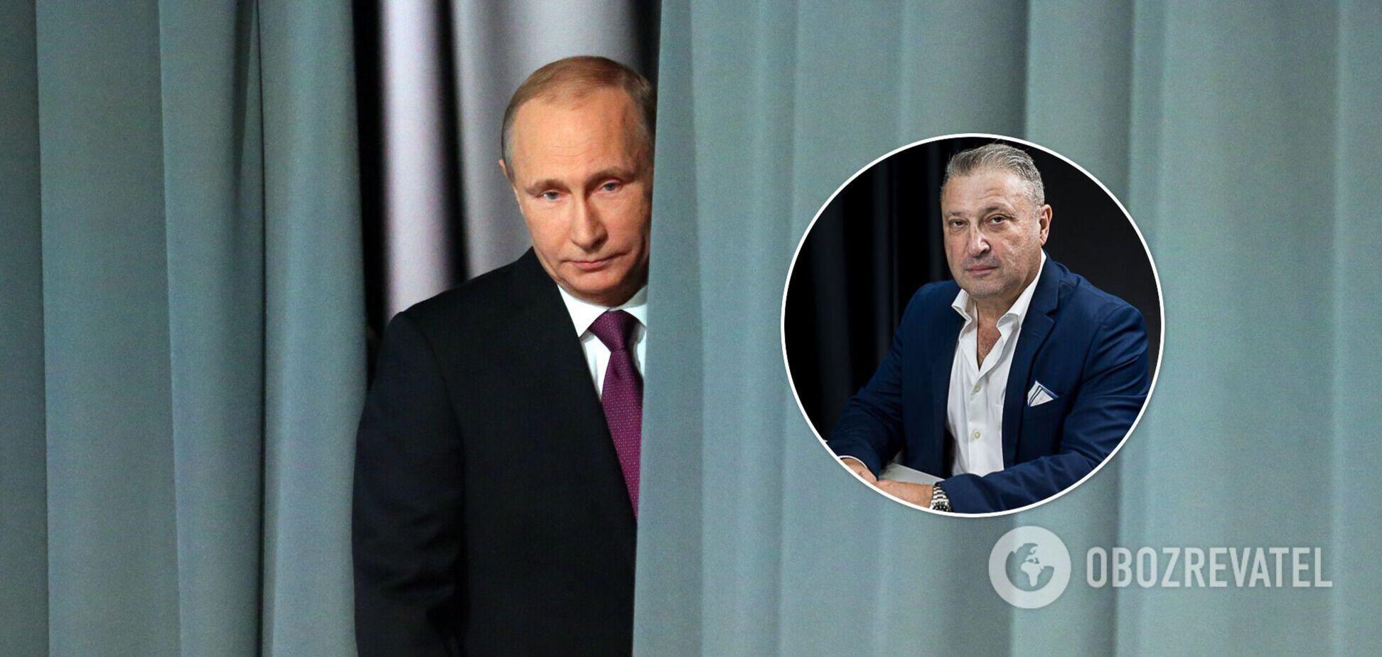 У Путіна параноя і арсенал металобрухту, він небезпечний, – офіцер НАТО