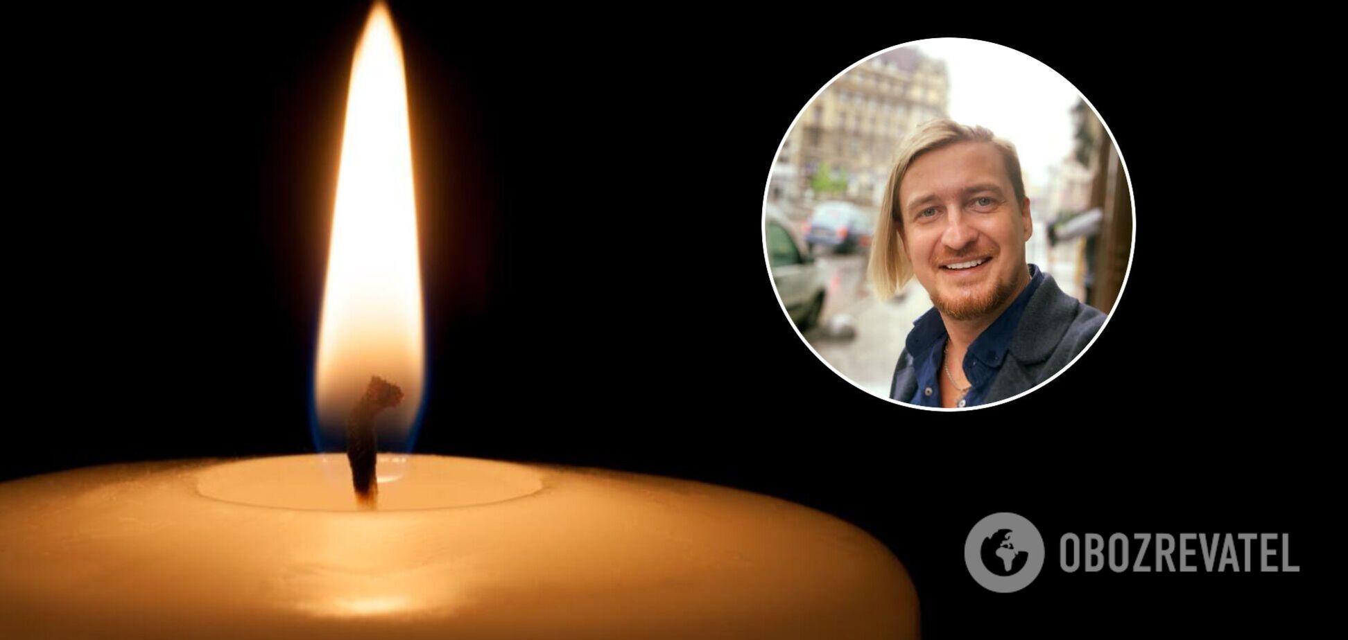 Умер известный украинский музыкант Тарас Ших