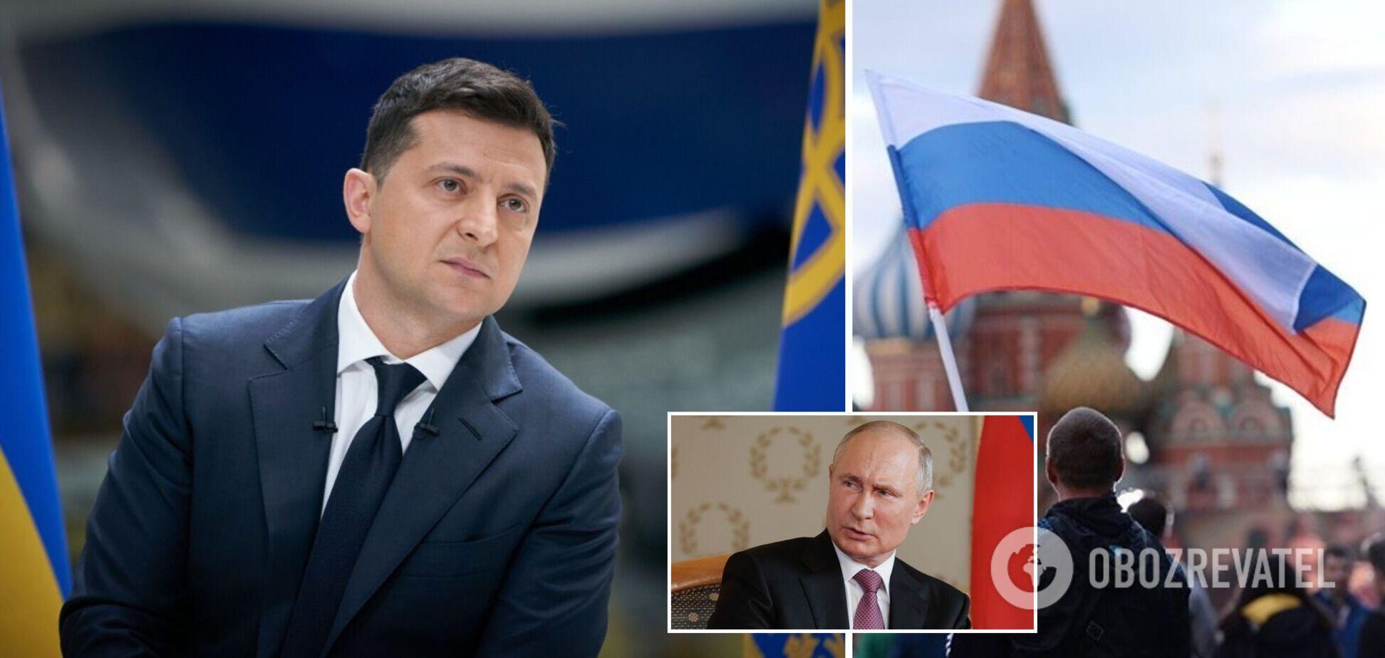 Россияне не хотят воевать с украинцами, общество требует решений: главное из интервью Зеленского