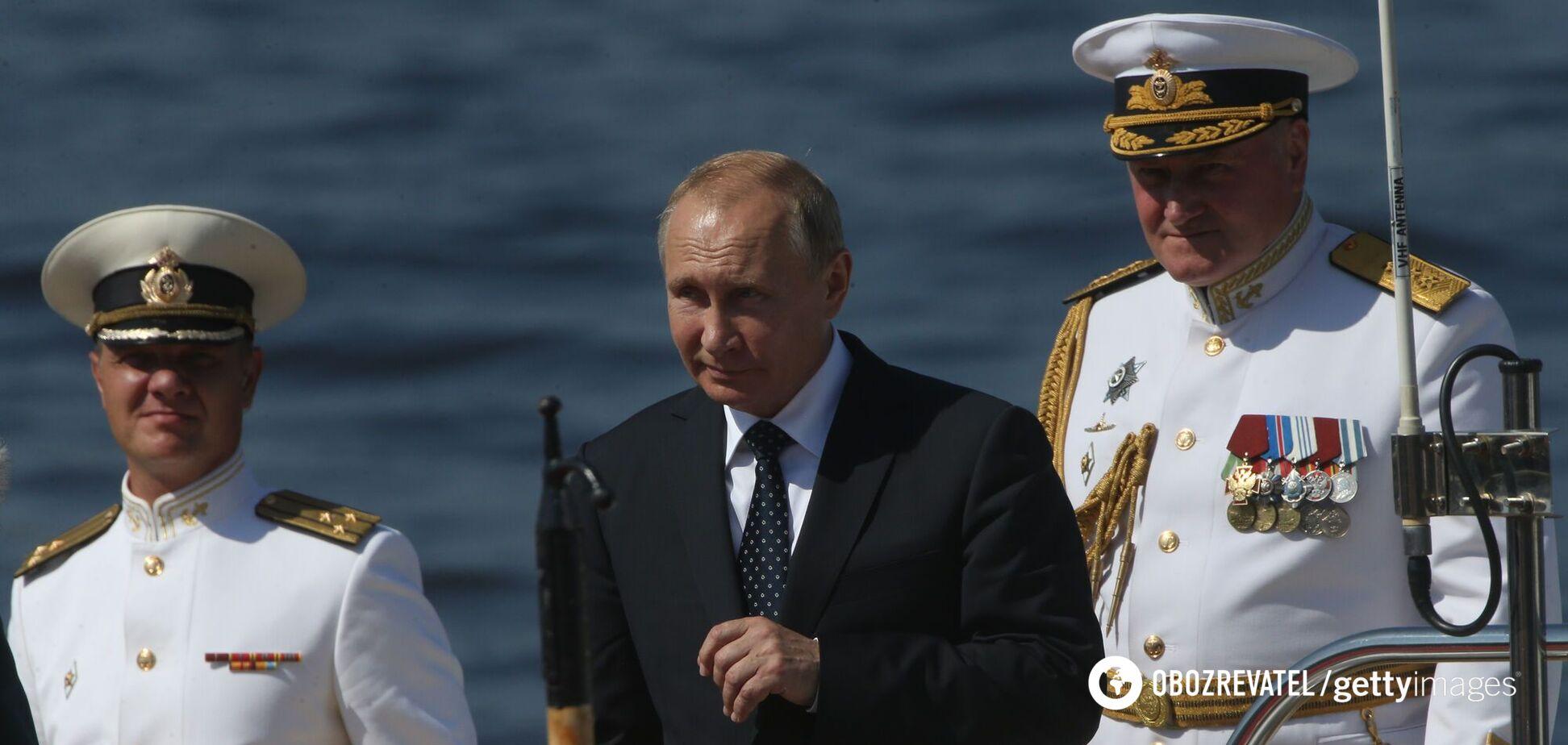Через Путіна в Чорному морі можливий небезпечний інцидент, – офіцер НАТО