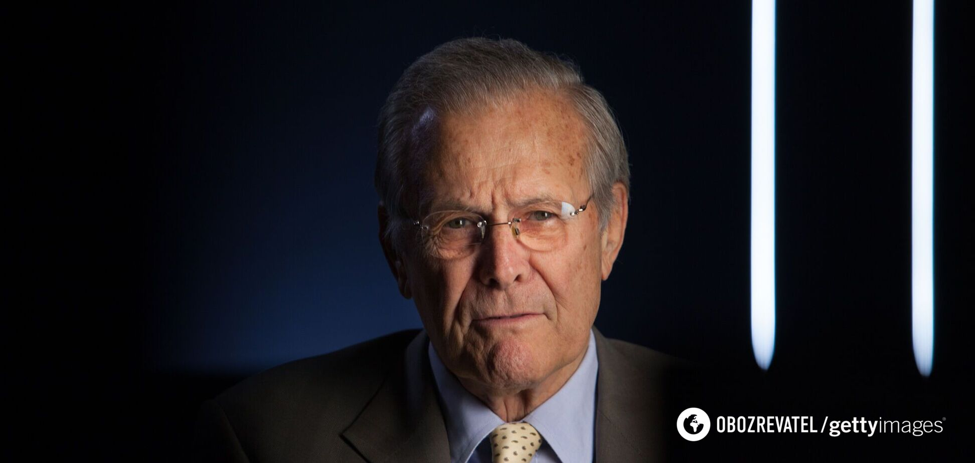 Помер ексглава Пентагону, який керував військовими операціями в Іраку та Афганістані