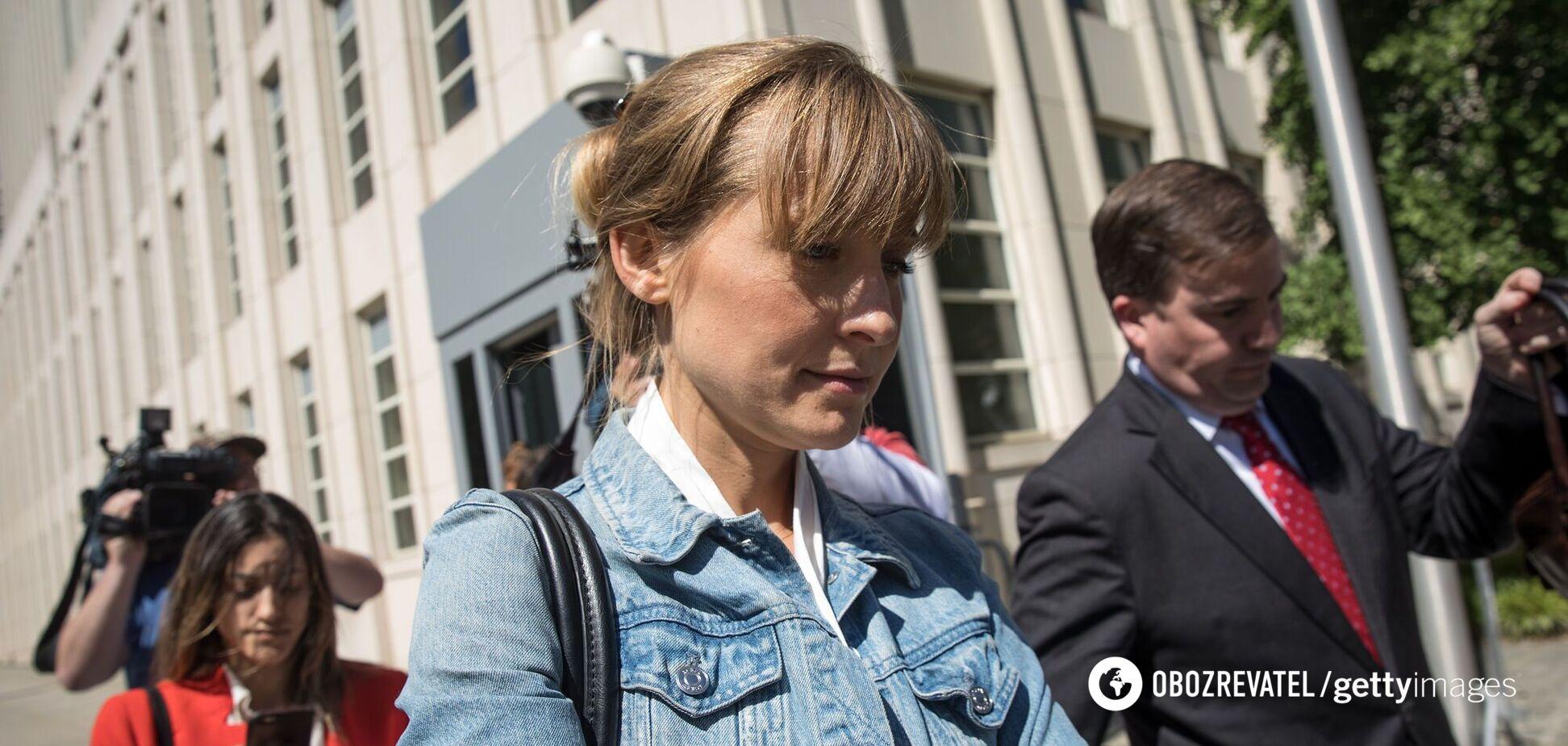 Зірку серіалу 'Таємниці Смолвіля' засудили до трьох років в'язниці через секс-культ