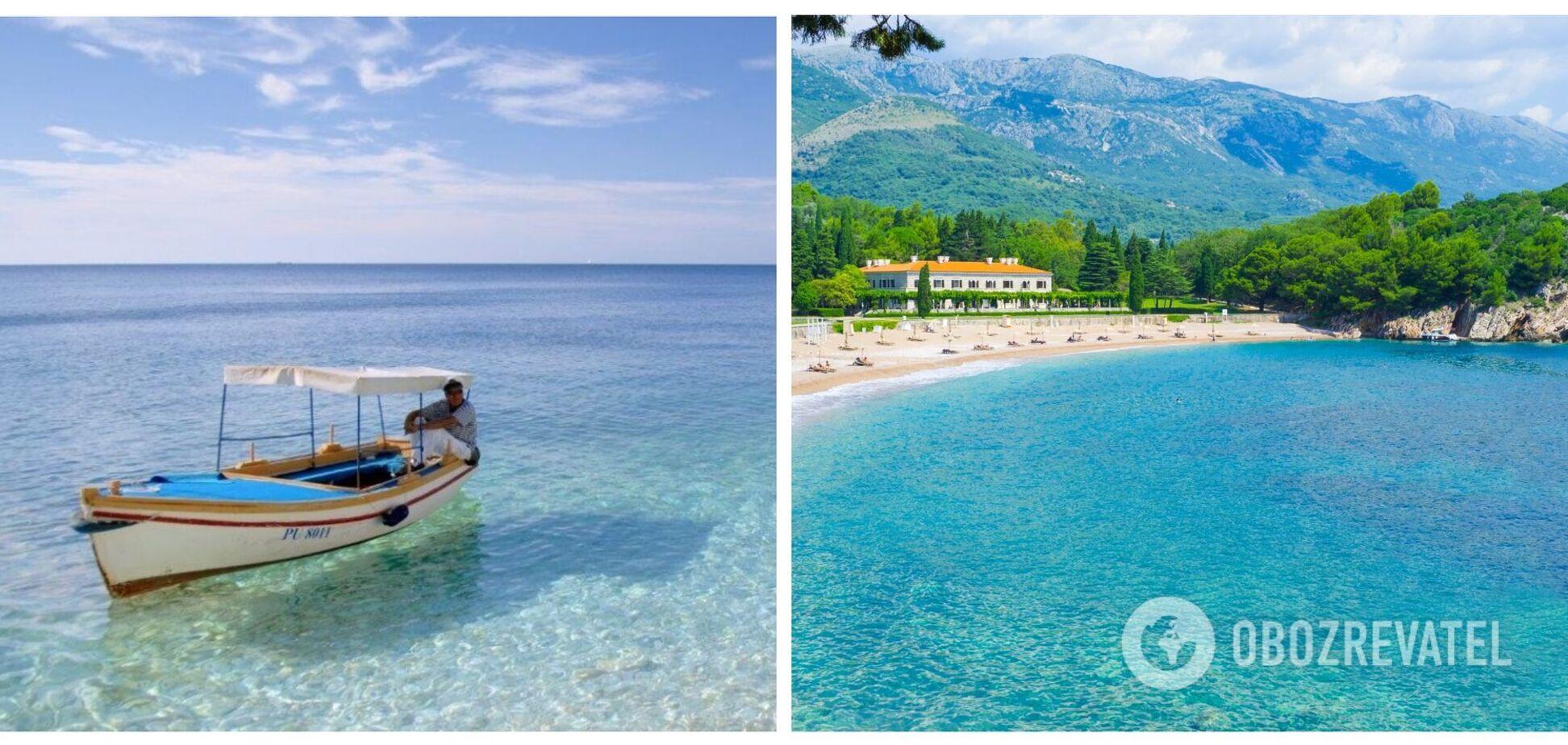 Самые красивые пляжи Черногории, которые могут заменить Таиланд, Гавайи и Доминикану. Фото
