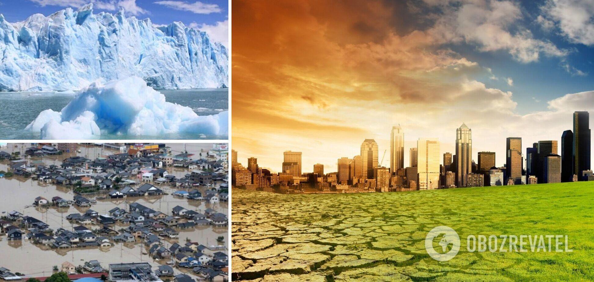 Близько 410 млн людей перебувають у зоні ризику затоплення через глобальне потепління – прогноз вчених