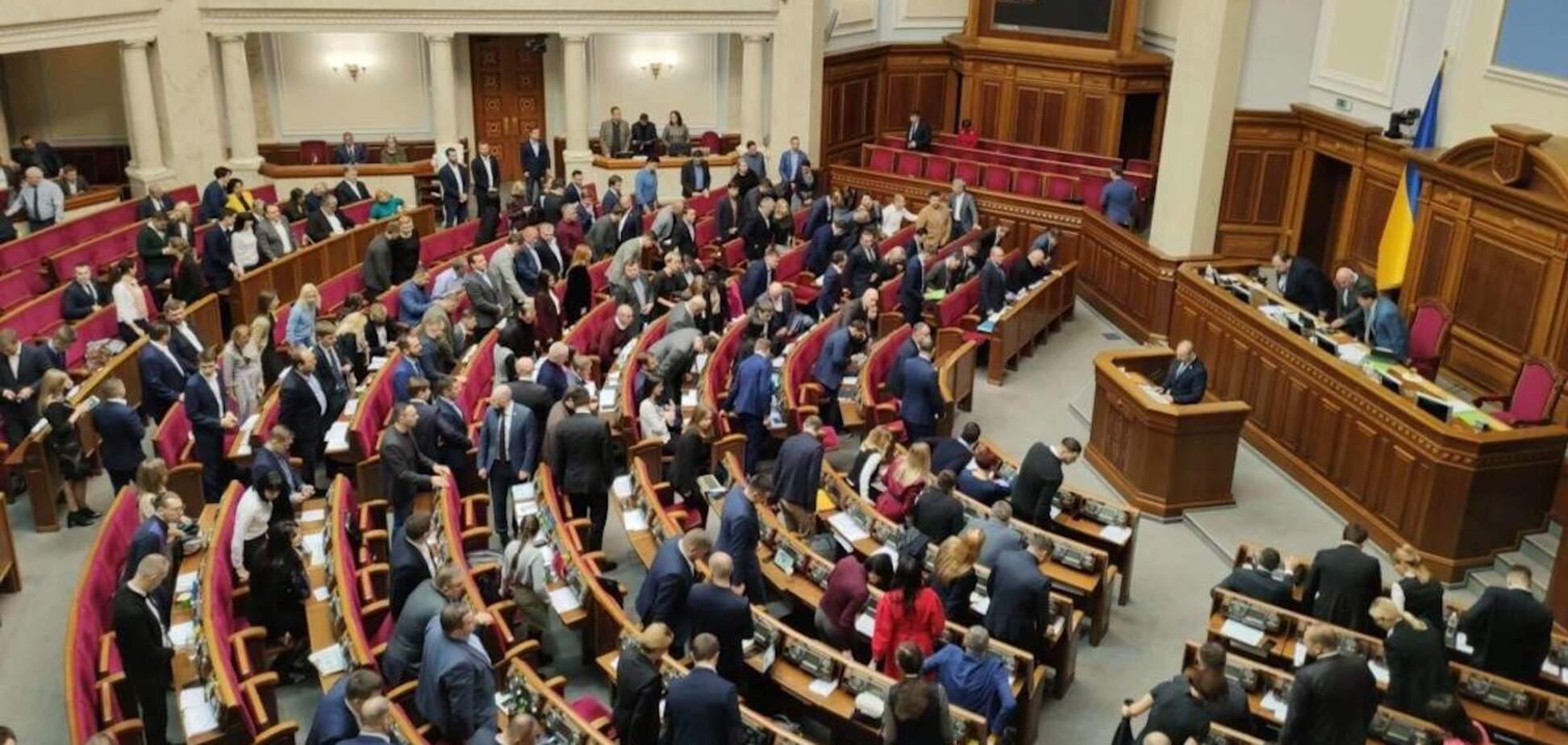Опозиційні партії розробили власний законопроект для боротьби з олігархами