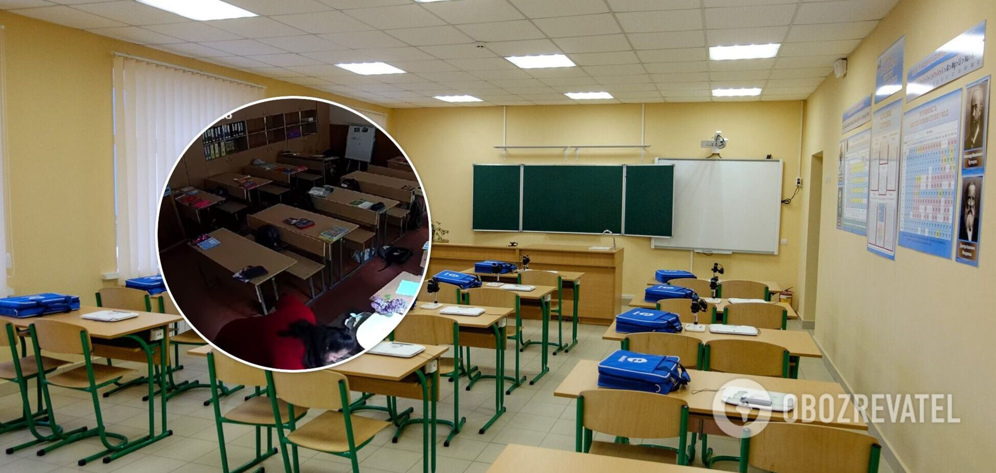 В Виннице педагог выпроводила детей из класса, 'чтобы злость не прошла', и унизила ребенка с инвалидностью. Видео