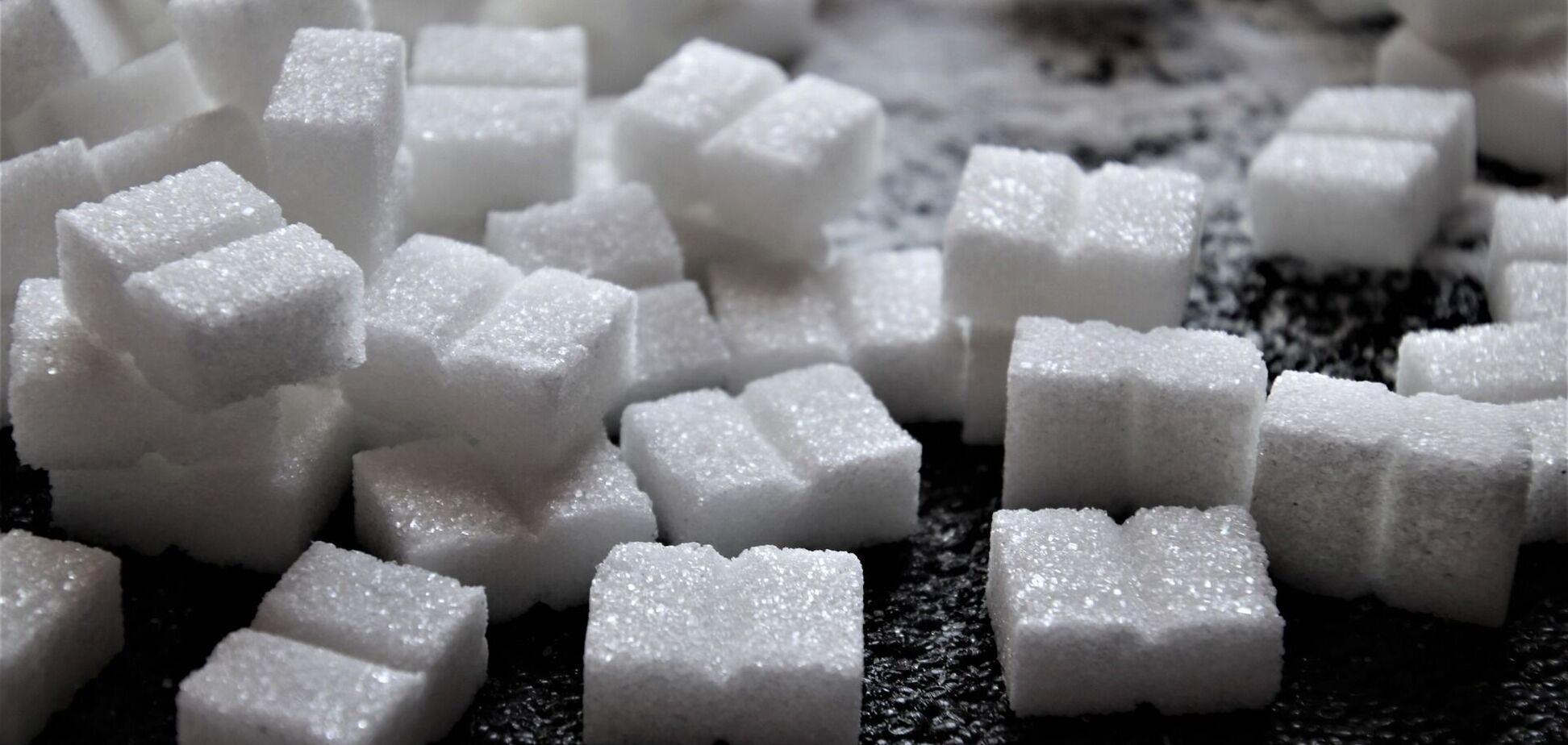 Сахар в Украине стоит вдвое дороже, чем в Европе: эксперт назвал причины